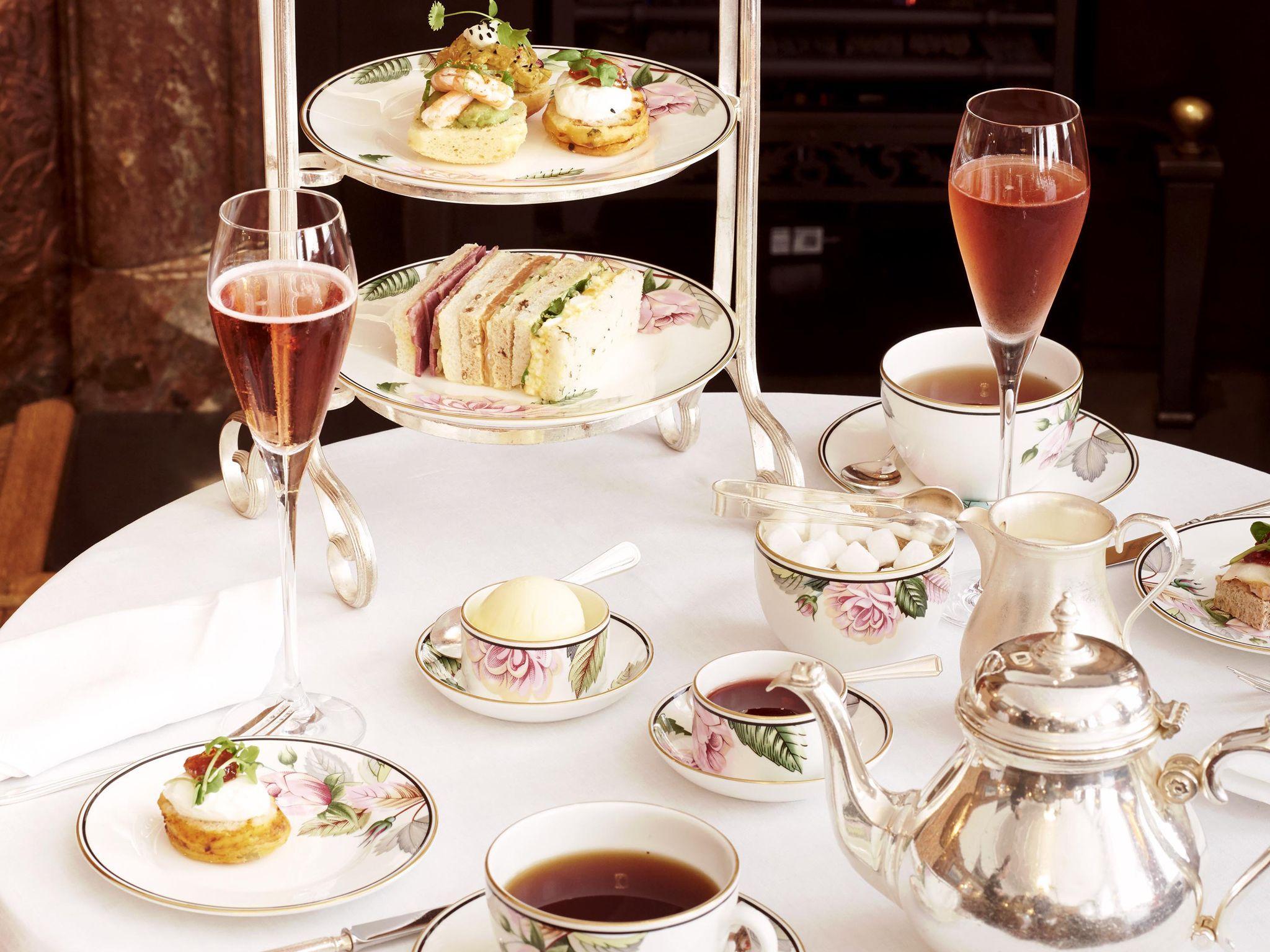 чай в великобритании традиции сказать, что