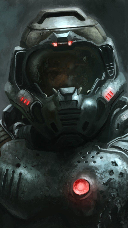 Doom Phone Wallpapers Top Free Doom Phone Backgrounds