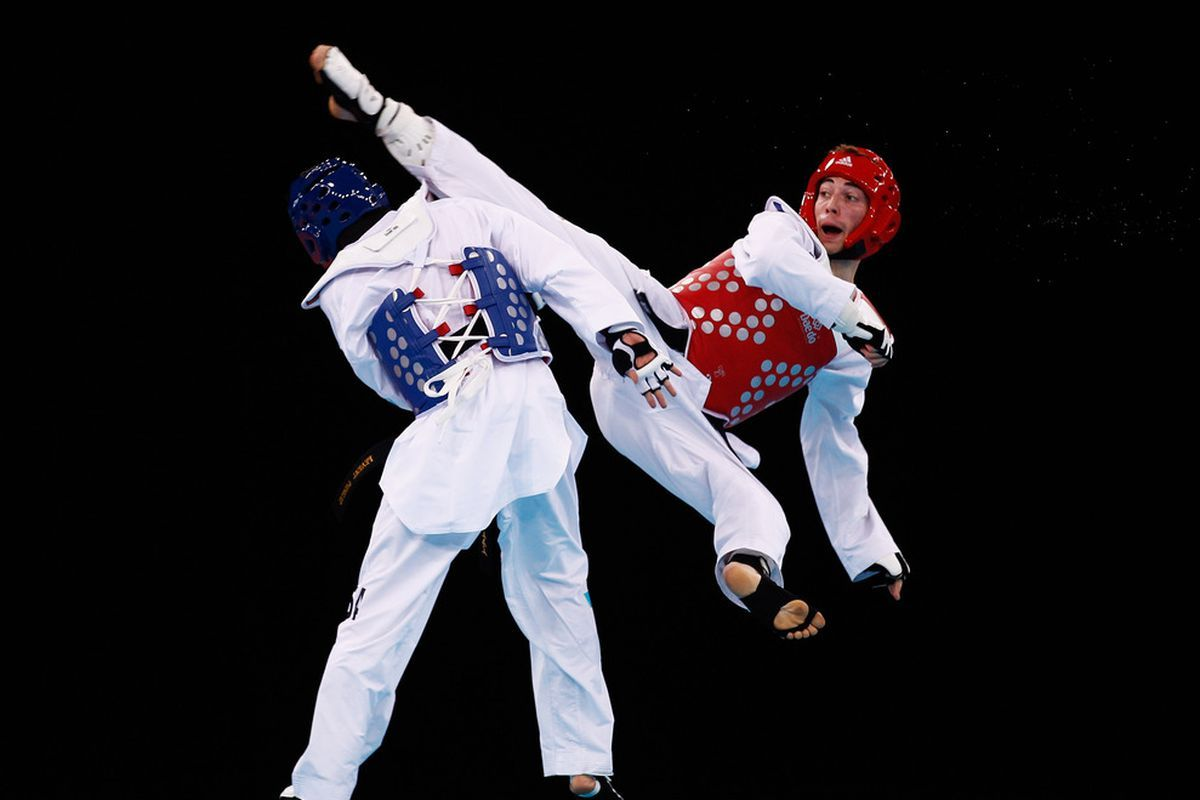 Sparring Taekwondo Wallpapers - Top ...