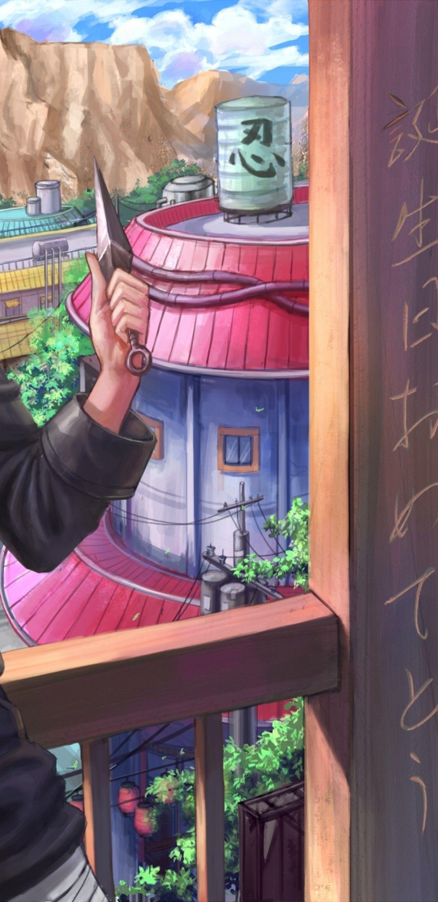 Naruto Village Wallpapers - Top Free Naruto Village Backgrounds - WallpaperAccess
