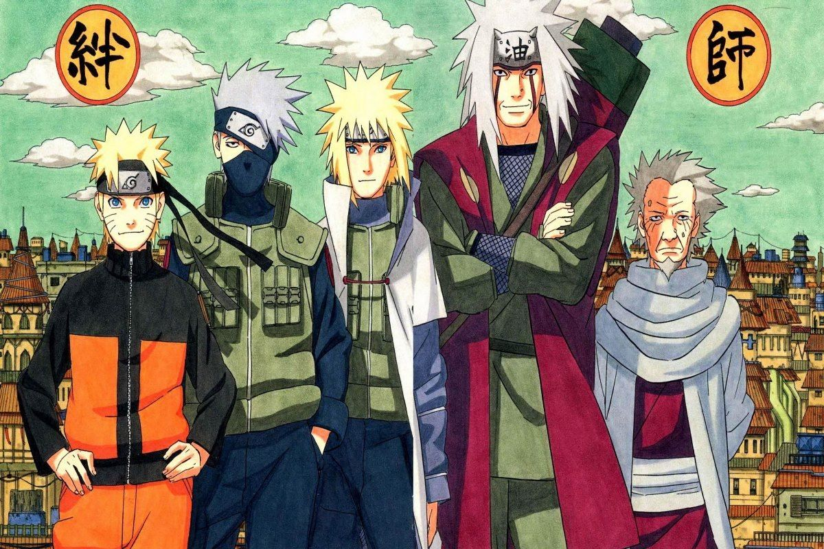 Naruto Village Wallpapers - Top Free Naruto Village Backgrounds