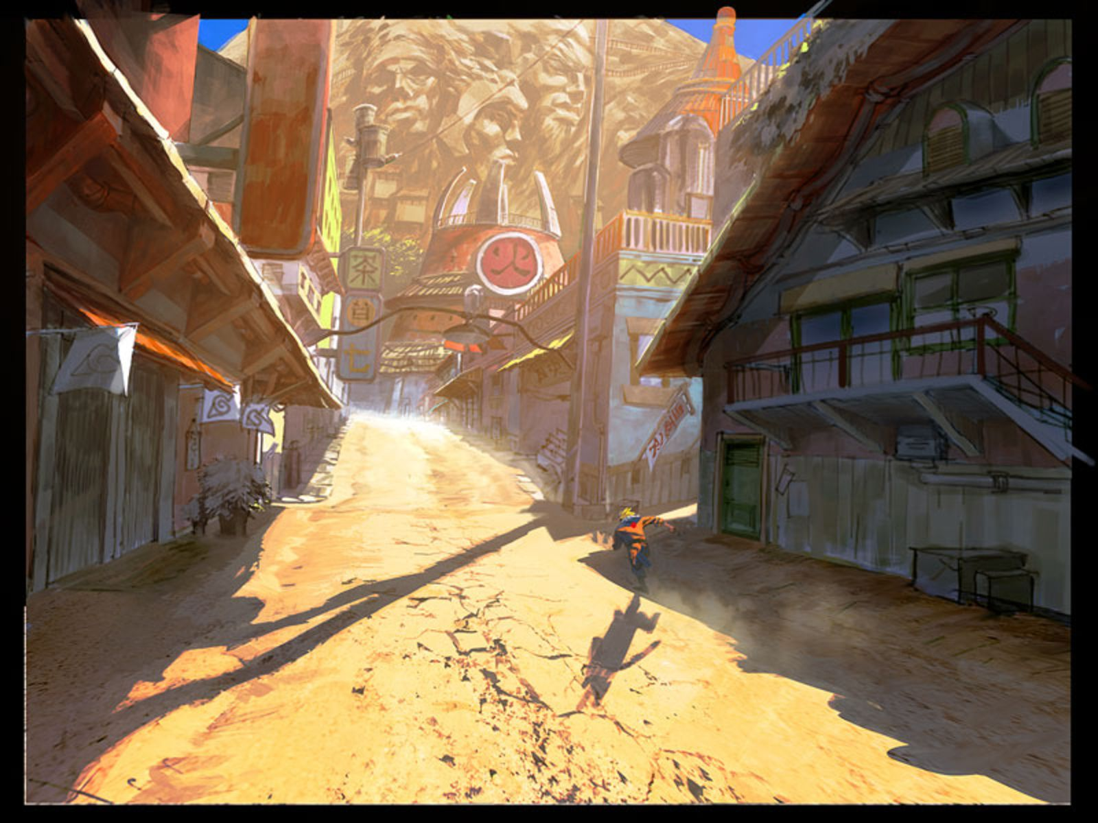 Naruto Village Wallpapers - Top Free Naruto Village