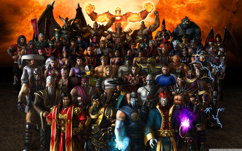 Mortal Kombat Wallpapers Top Free Mortal Kombat Backgrounds