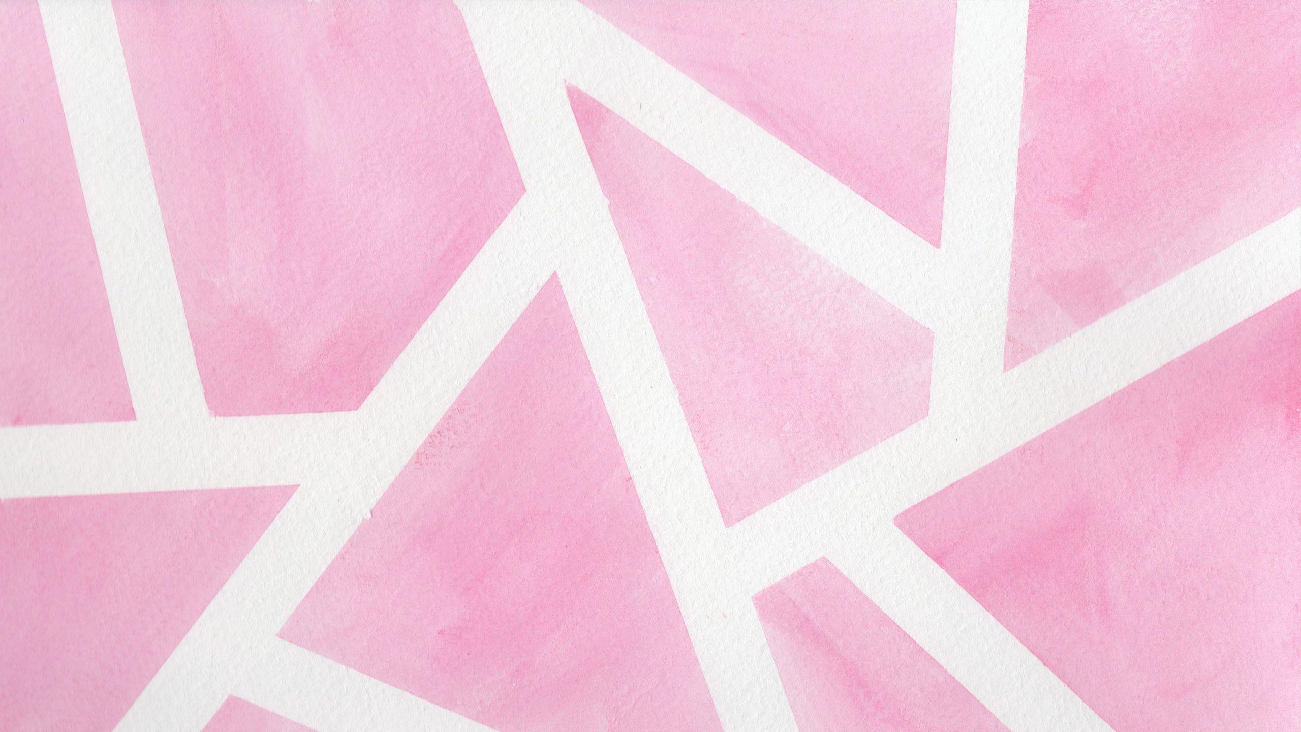 Pastel Pink Marble Laptop Wallpaper