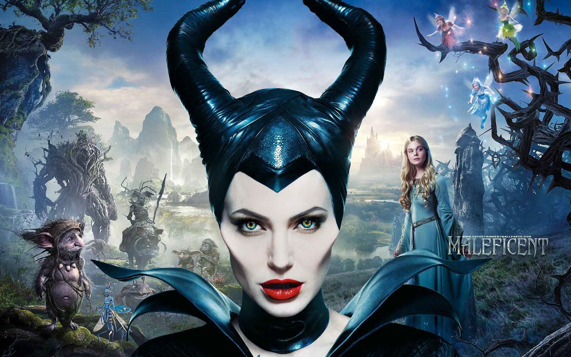 Maleficent Hd Wallpapers Top Free Maleficent Hd