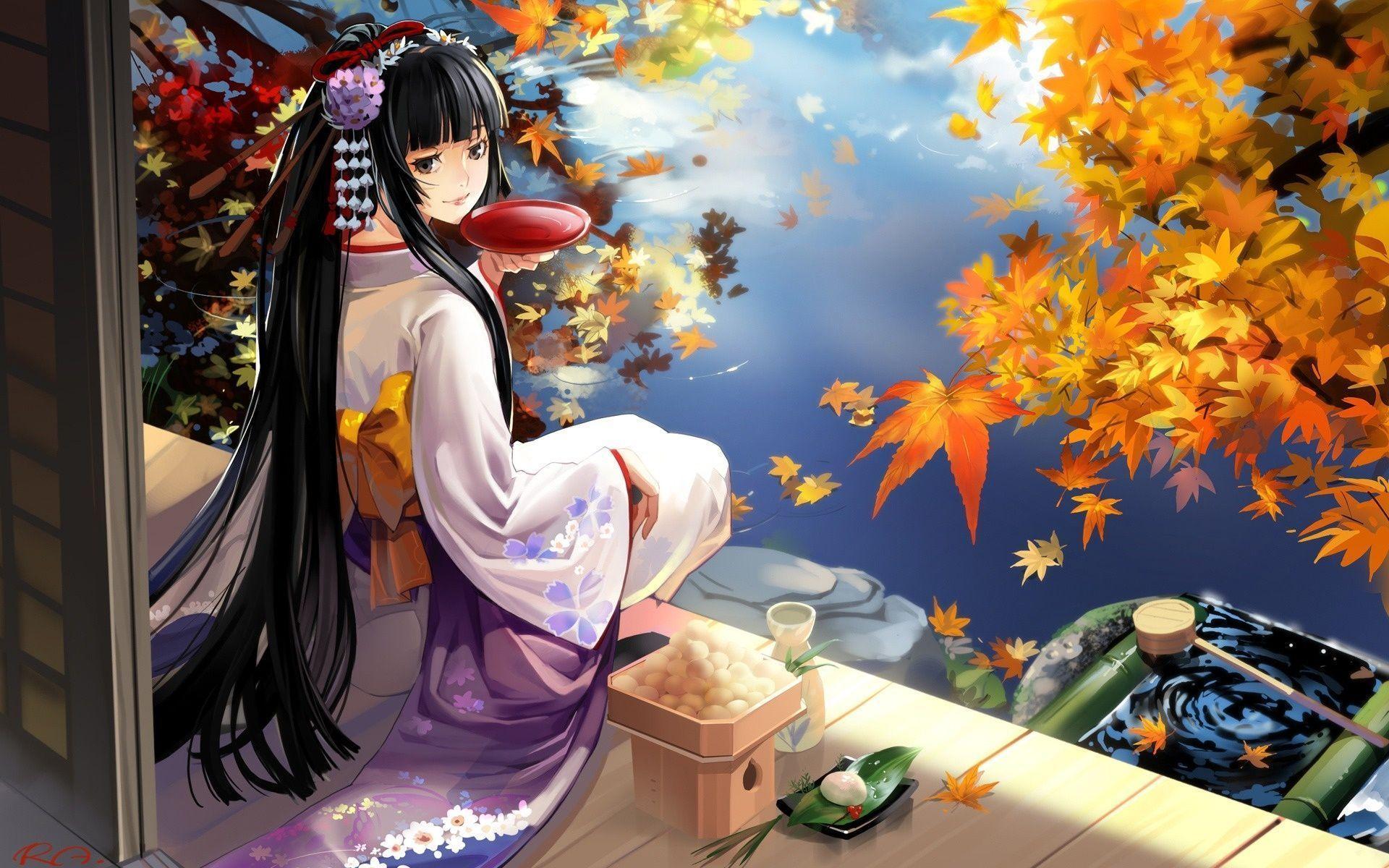 Japanese Anime Art Wallpapers - Top Free Japanese Anime Art