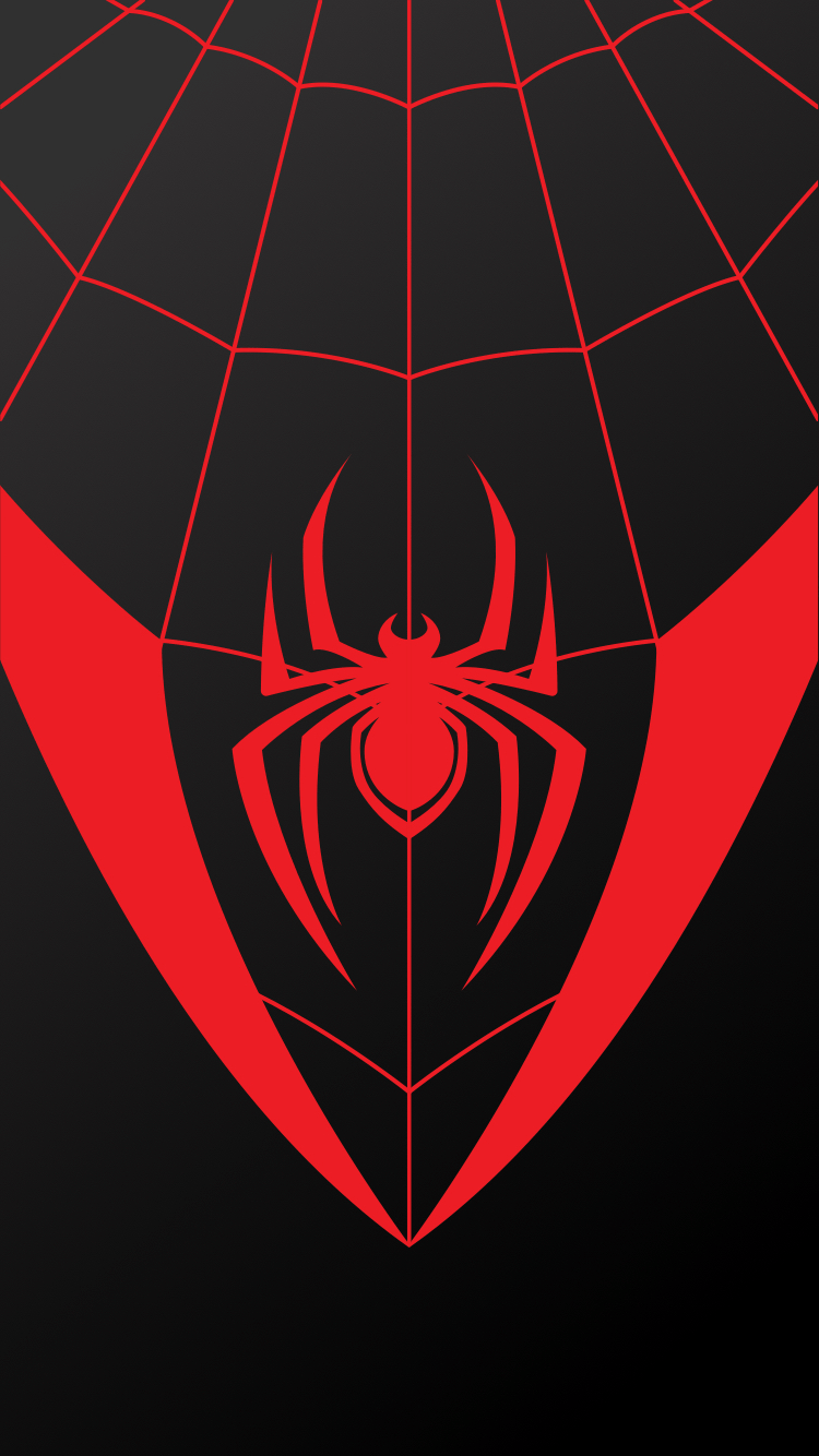 Spider Man Emblem Phone Wallpapers Top Free Spider Man
