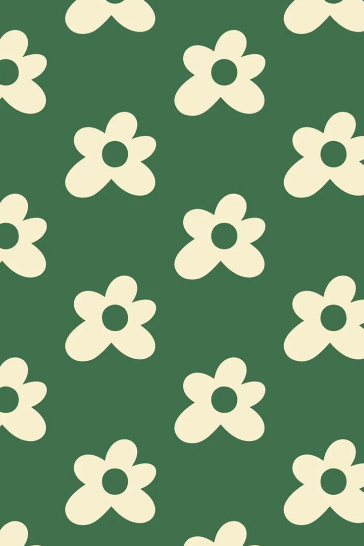 1200x1800 màu xanh lá cây xô thơm + boho nở