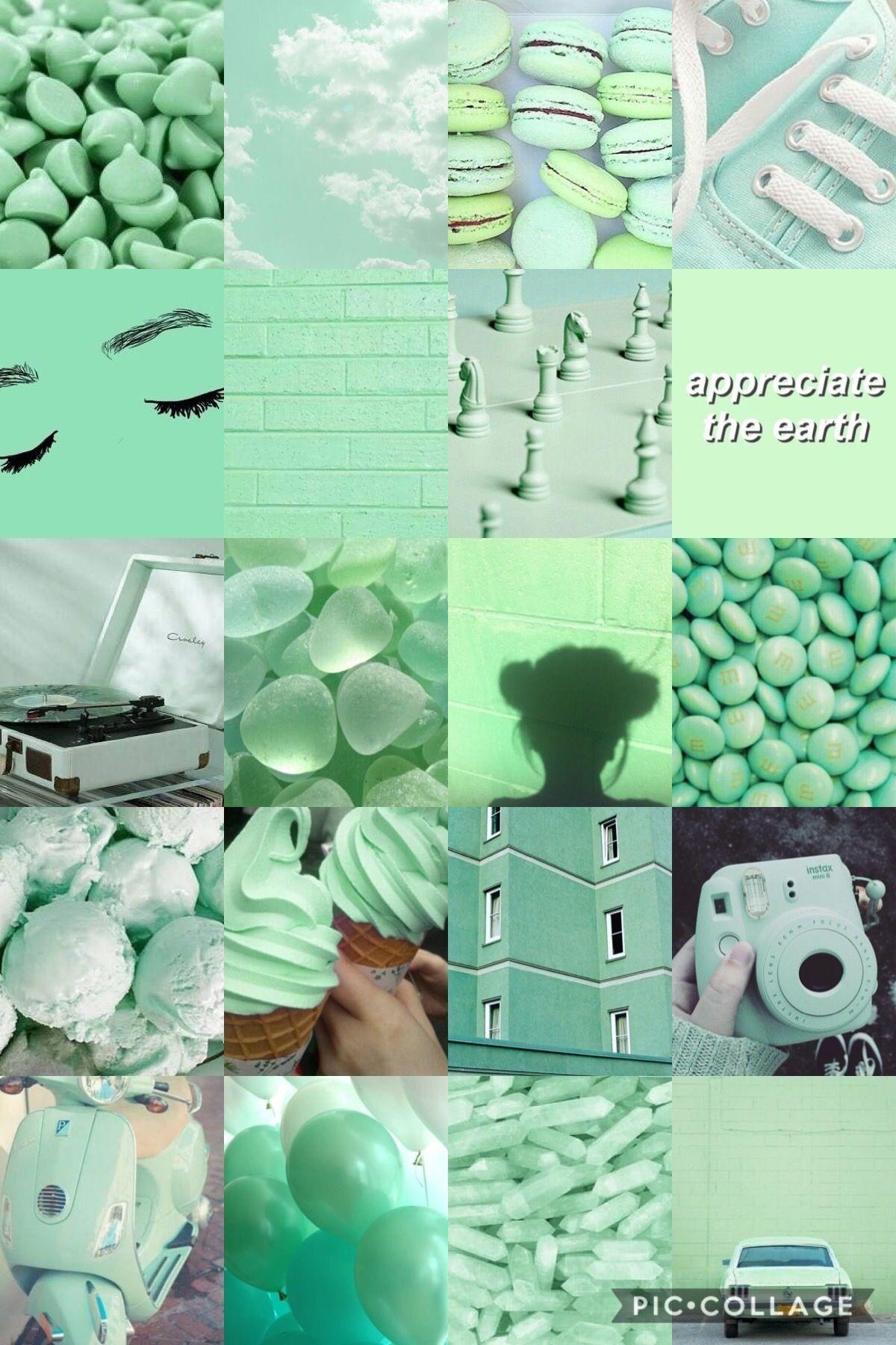 1200x1800 Sage Green Aesthetic Wallpaper Heart - Novocom.top