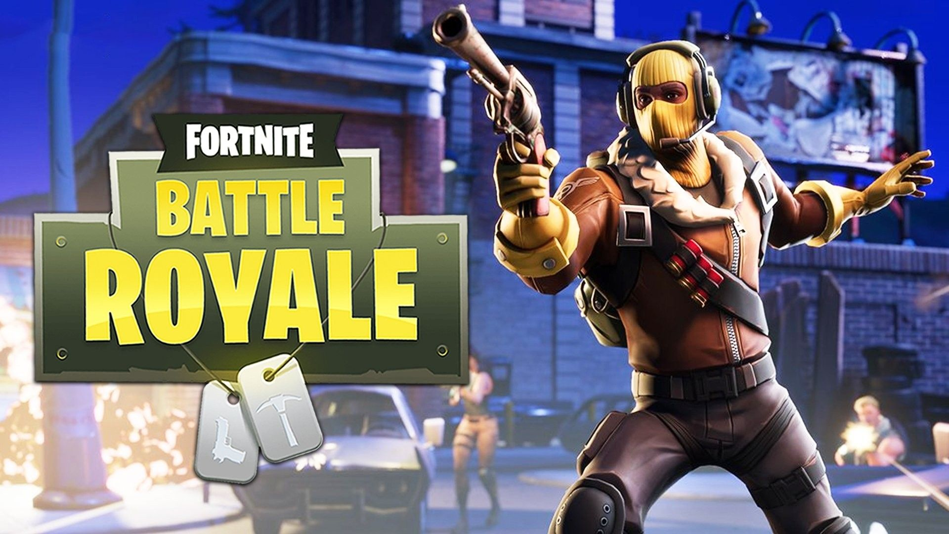 50 Best Free Cool Fortnite Battle Royale Wallpapers Wallpaperaccess