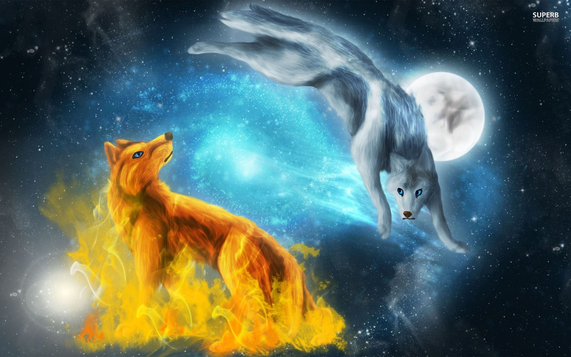 Cute Cartoon Wolf Wallpapers Top Free Cute Cartoon Wolf Backgrounds Wallpaperaccess