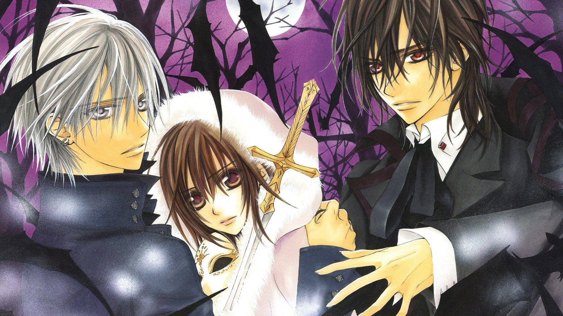 Vampire Knight Wallpaper: Kaname-sama - Minitokyo  Vampire Knight Kaname Wallpaper