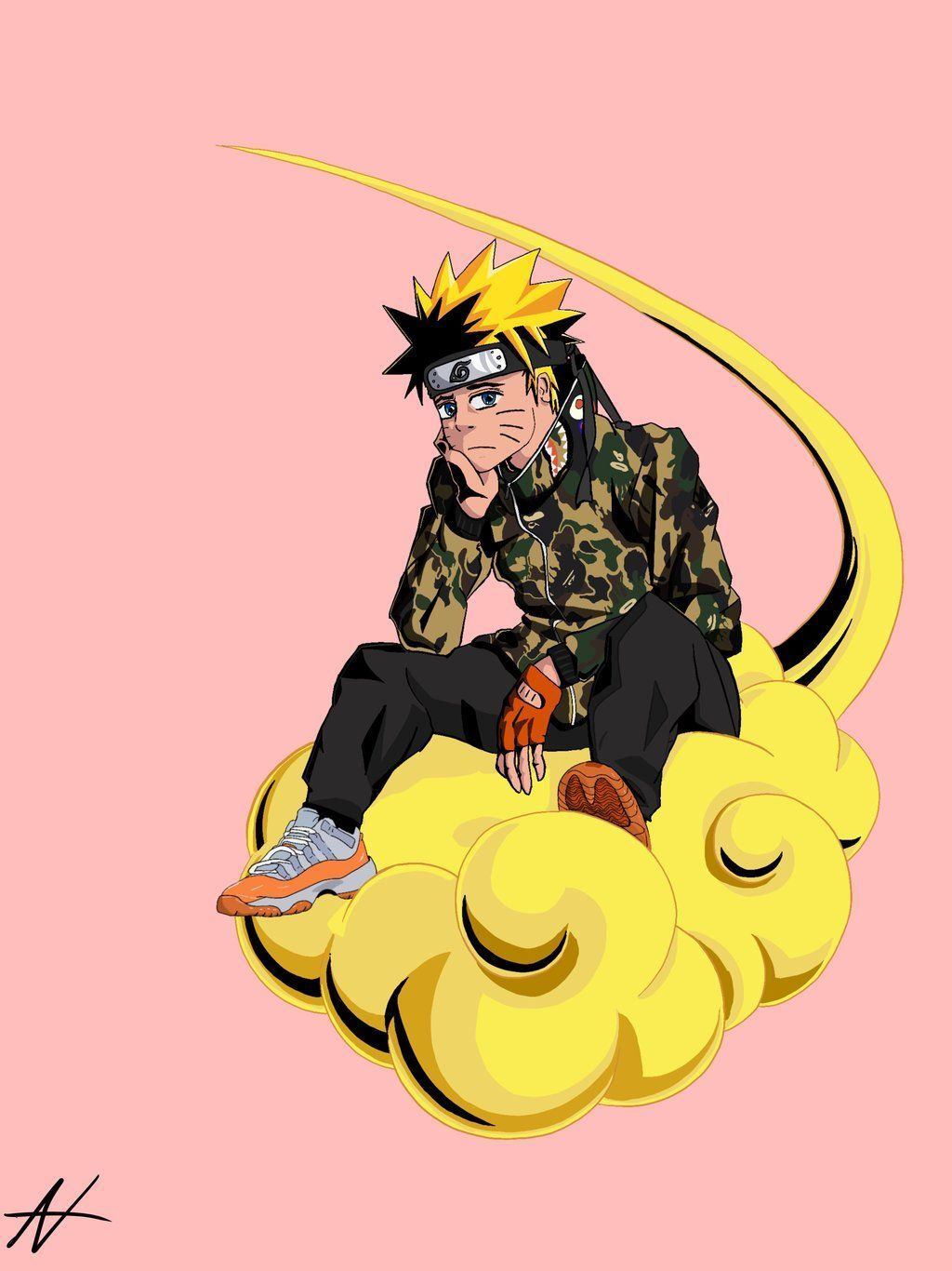 Naruto Supreme Nike Wallpapers Top Free Naruto Supreme