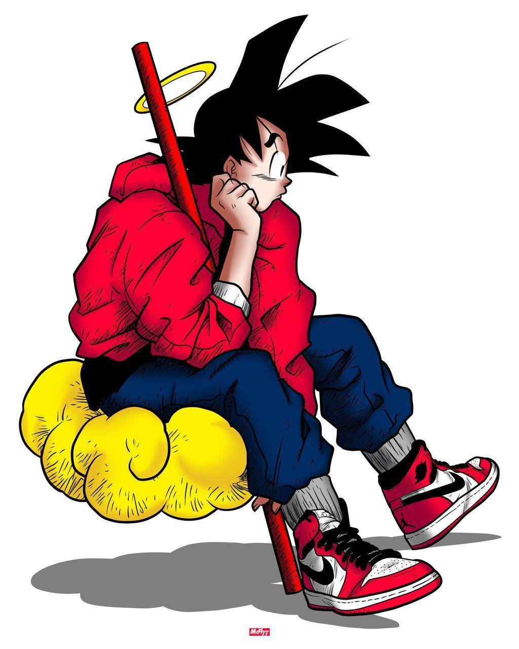 Angelanne: Goku Supreme Wallpaper Dragon Ball Z