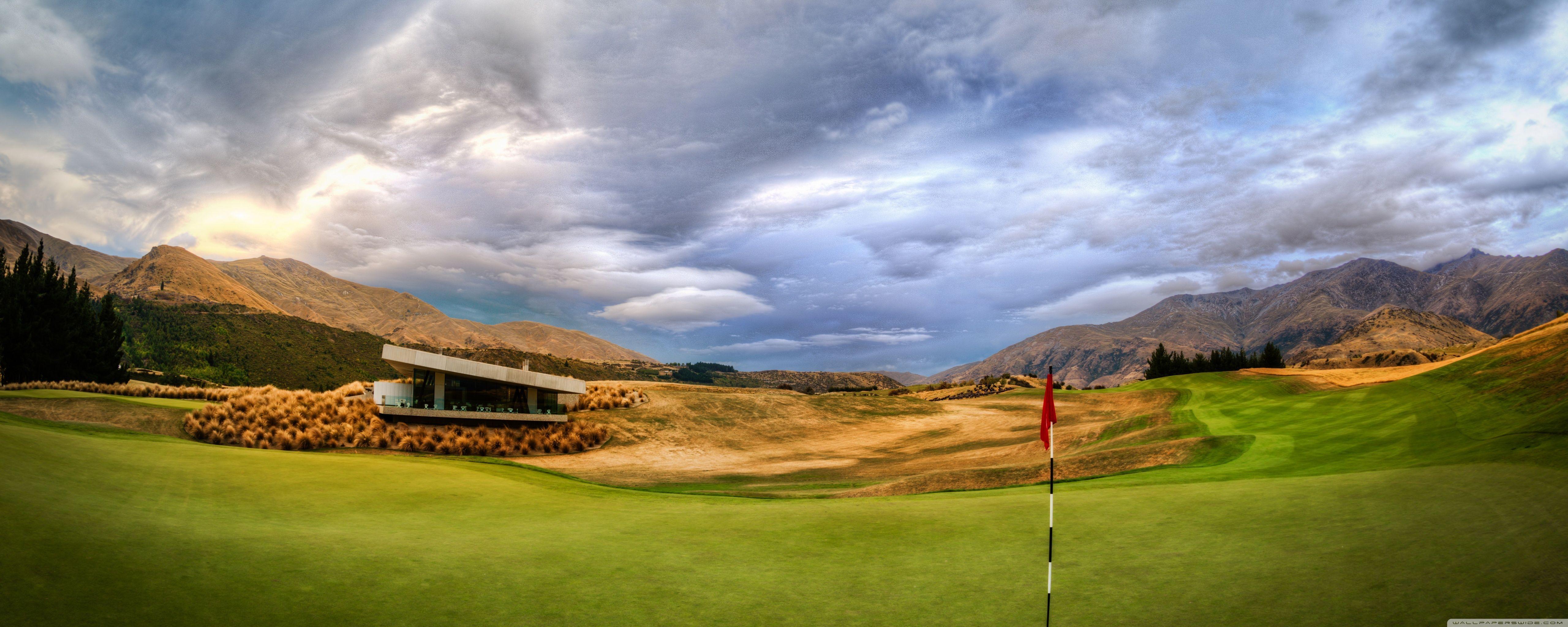 Golf Dual Screen Wallpapers Top Free Golf Dual Screen