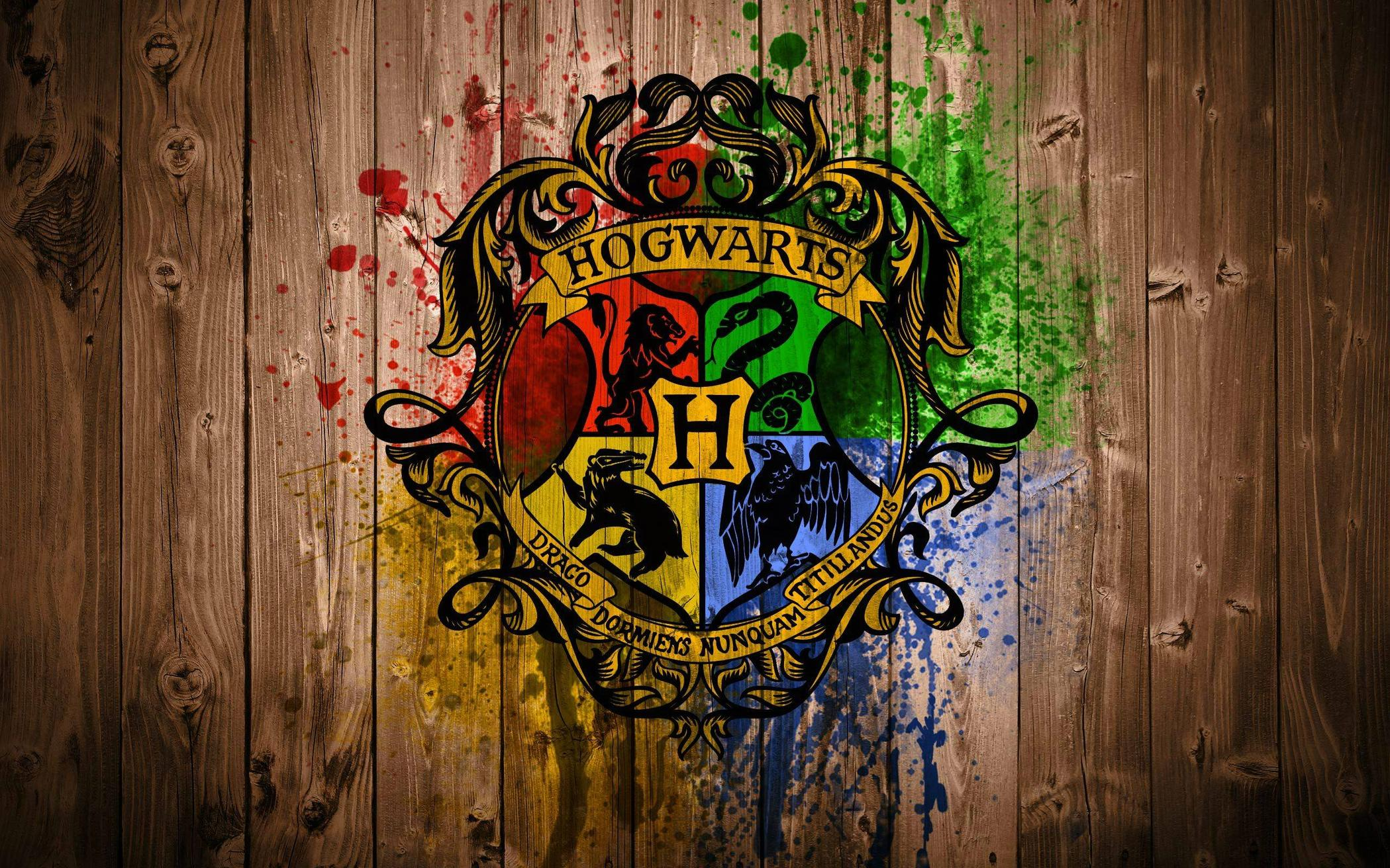 Harry potter wallpaper for your room