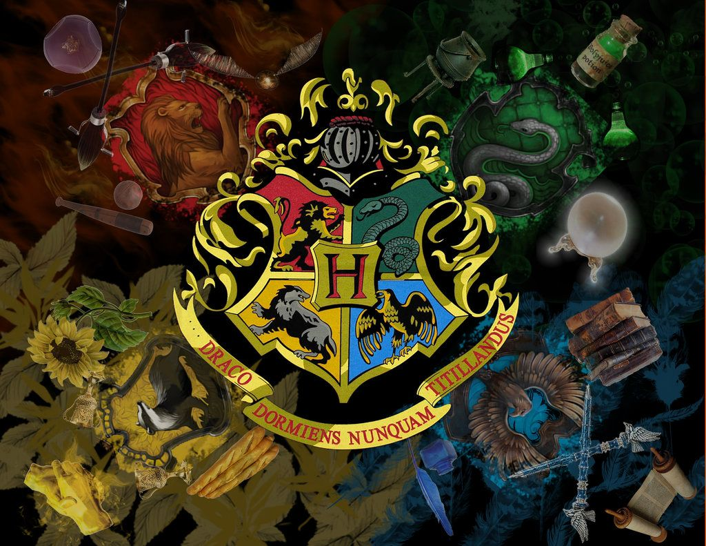 Hogwarts Houses Wallpapers Top Free Hogwarts Houses Backgrounds