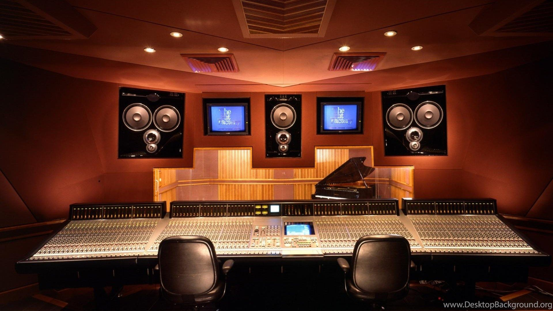 Studio hd wallpapers top free studio hd backgrounds - Music recording studio wallpaper ...