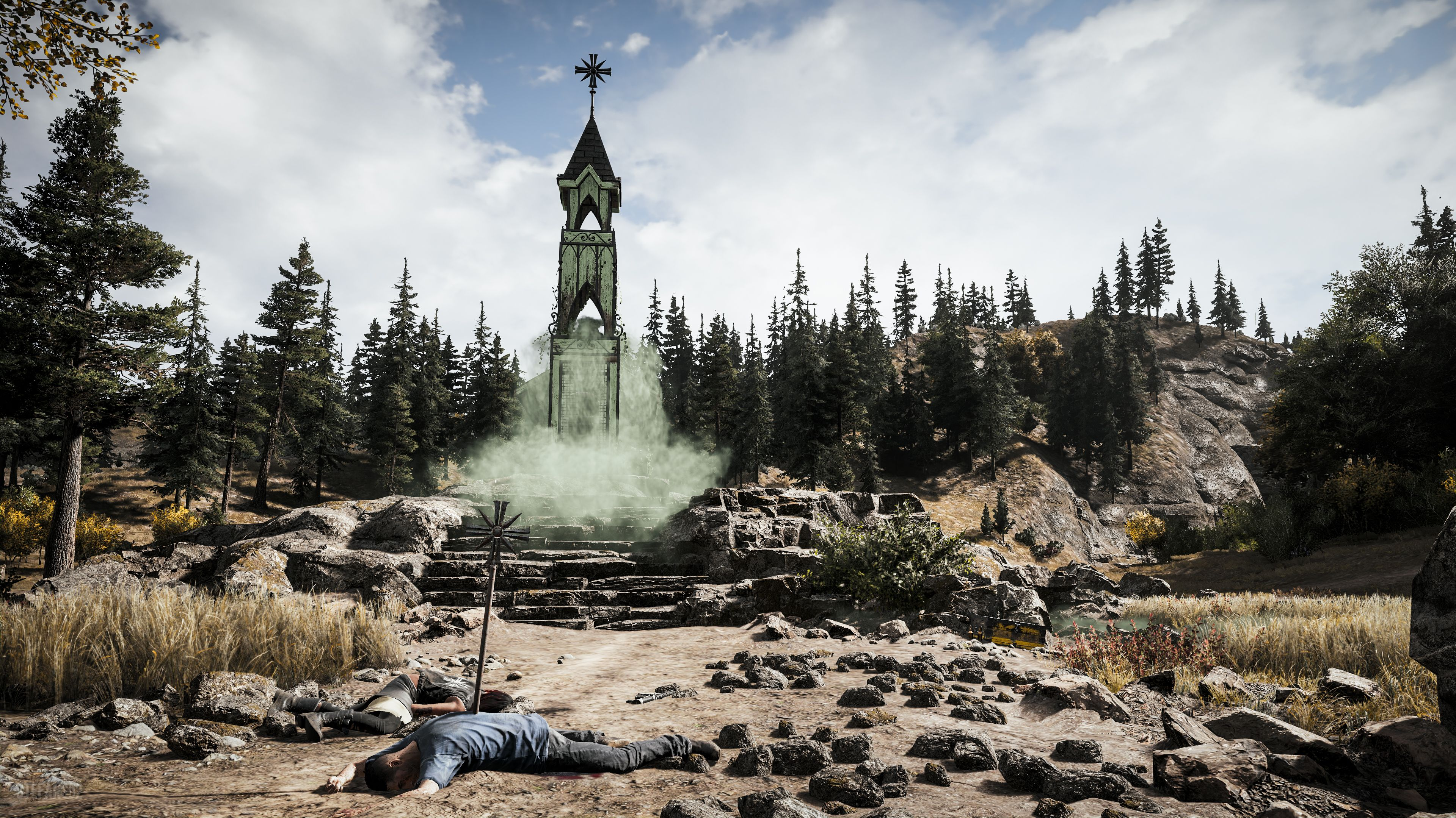 Far Cry 5 4k Wallpapers Top Free Far Cry 5 4k Backgrounds