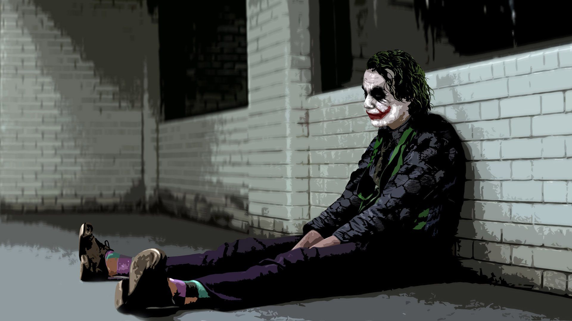 The Dark Knight HD Wallpapers Background Images Wallpaper
