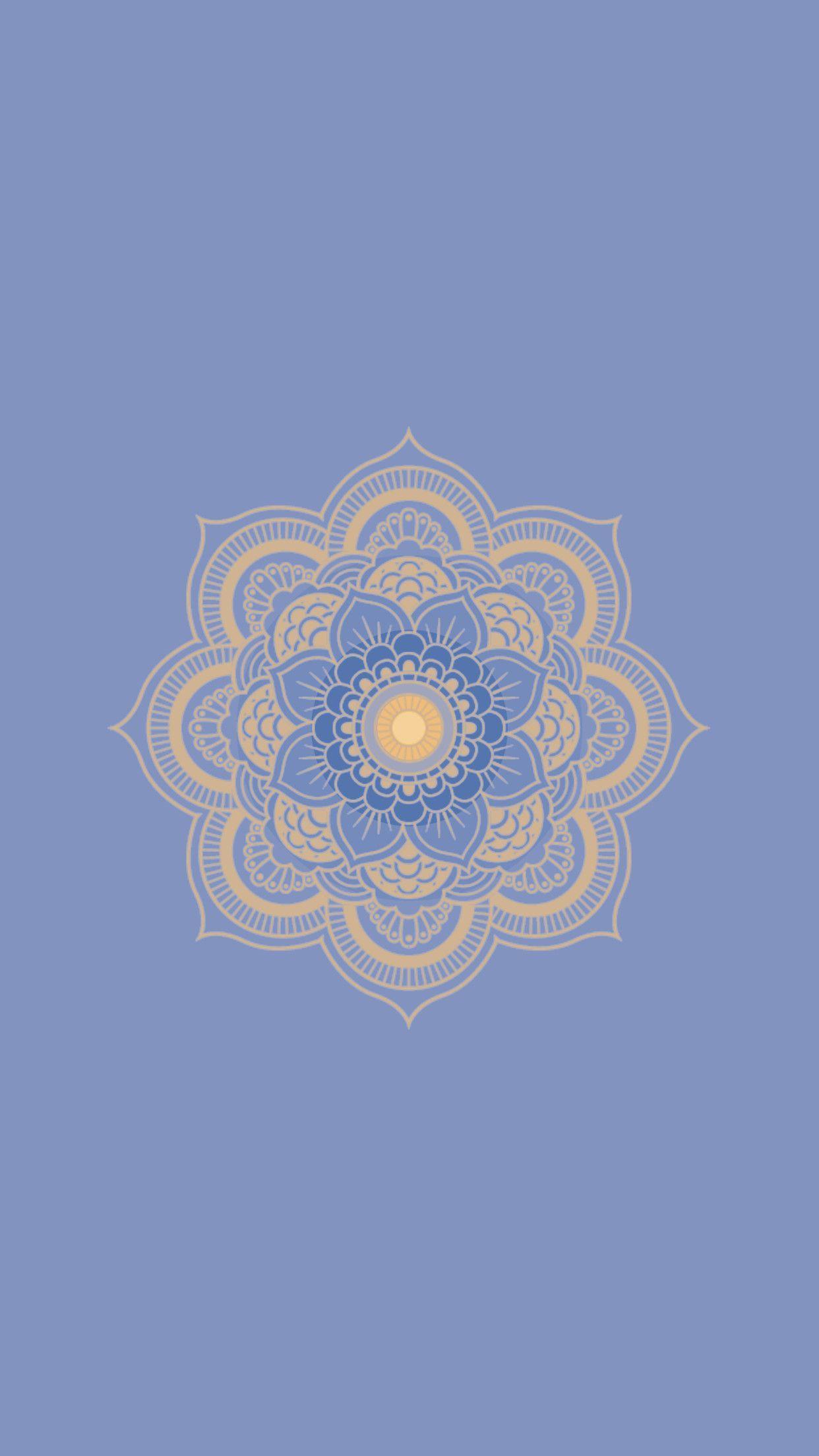 1242x2208 Mandala Hình Nền iPhone