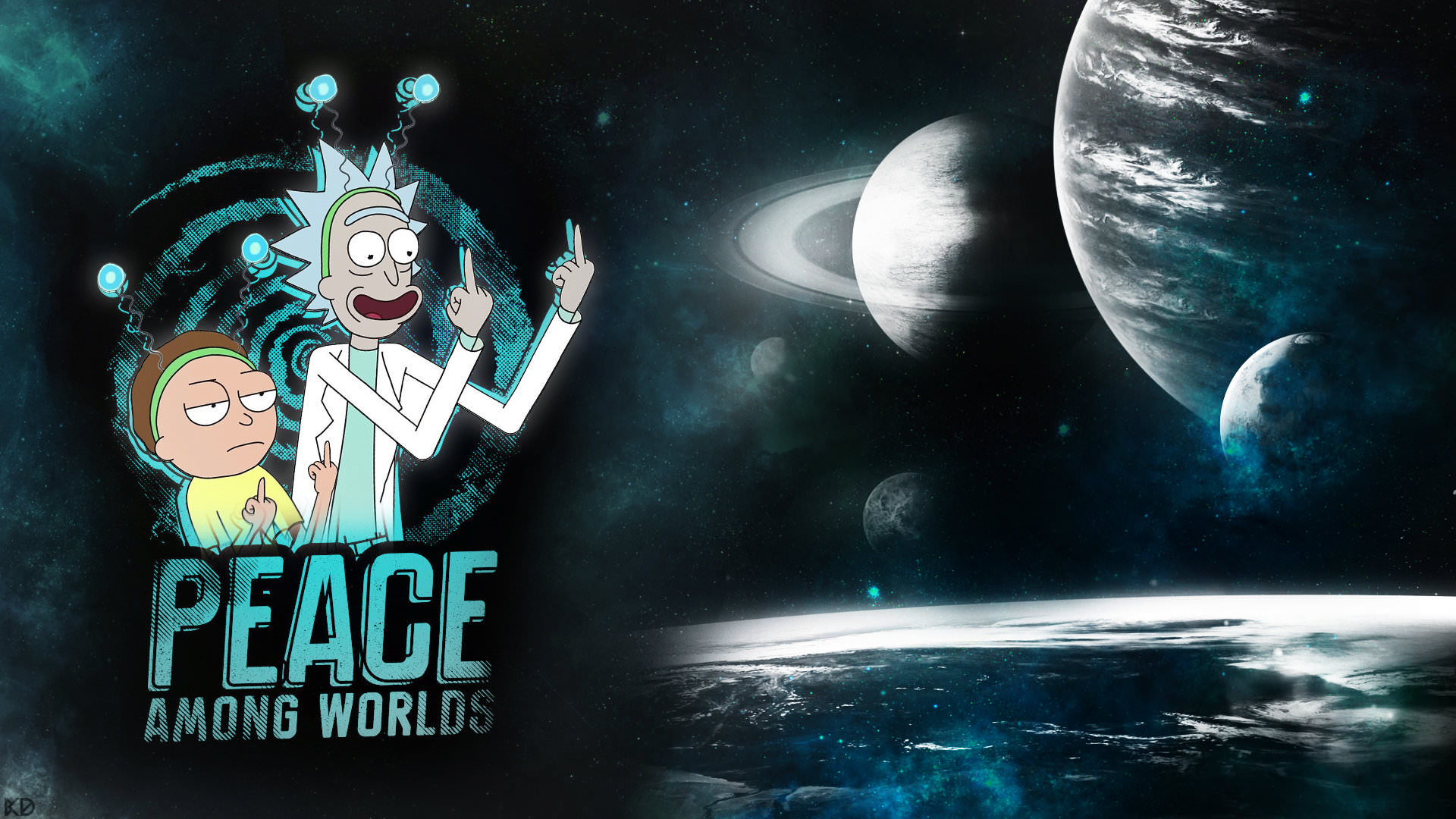 Rick And Morty 1920x1080 Wallpapers Top Free Rick And