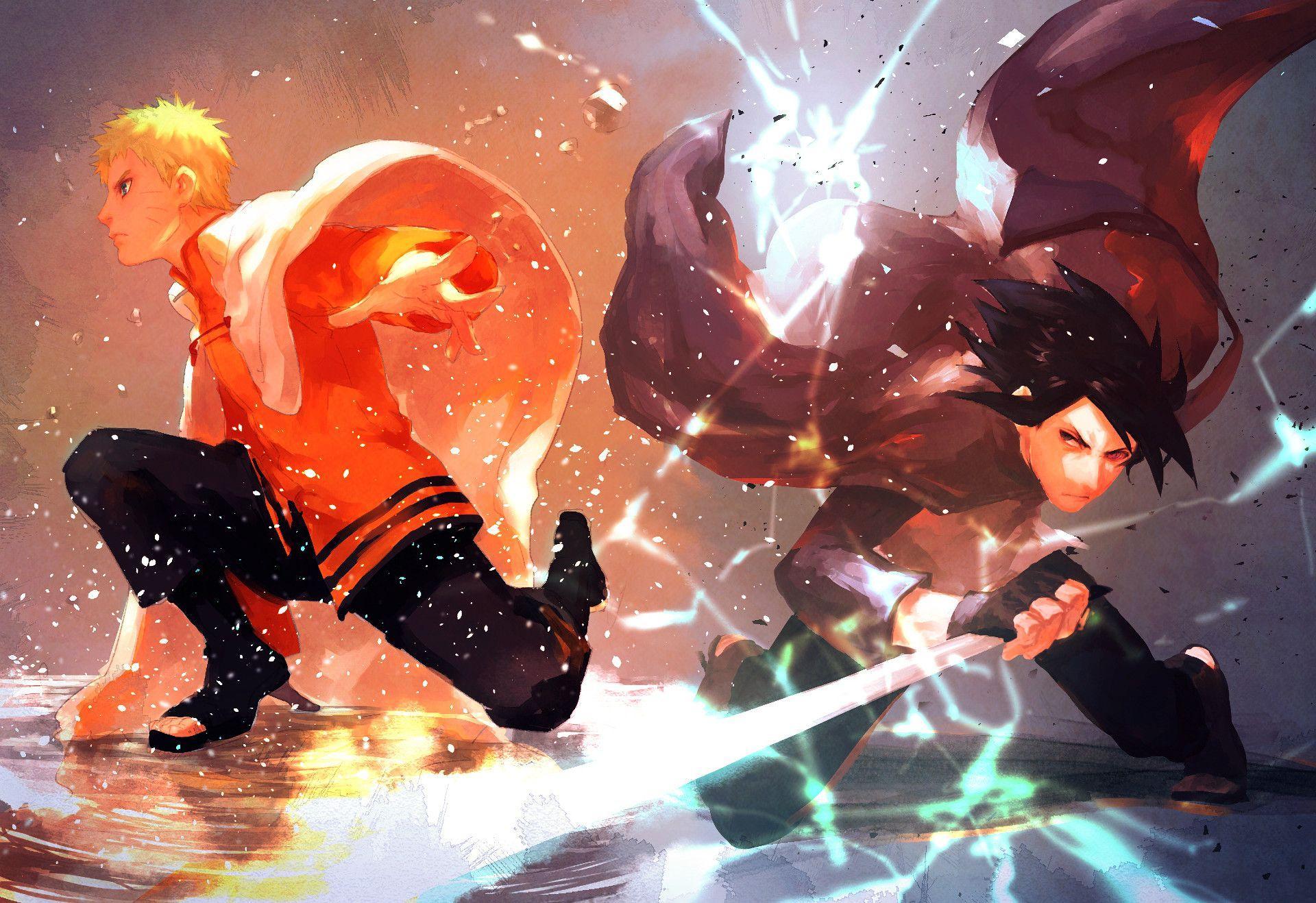 Boruto And Naruto Wallpapers Top Free Boruto And Naruto Backgrounds Wallpaperaccess