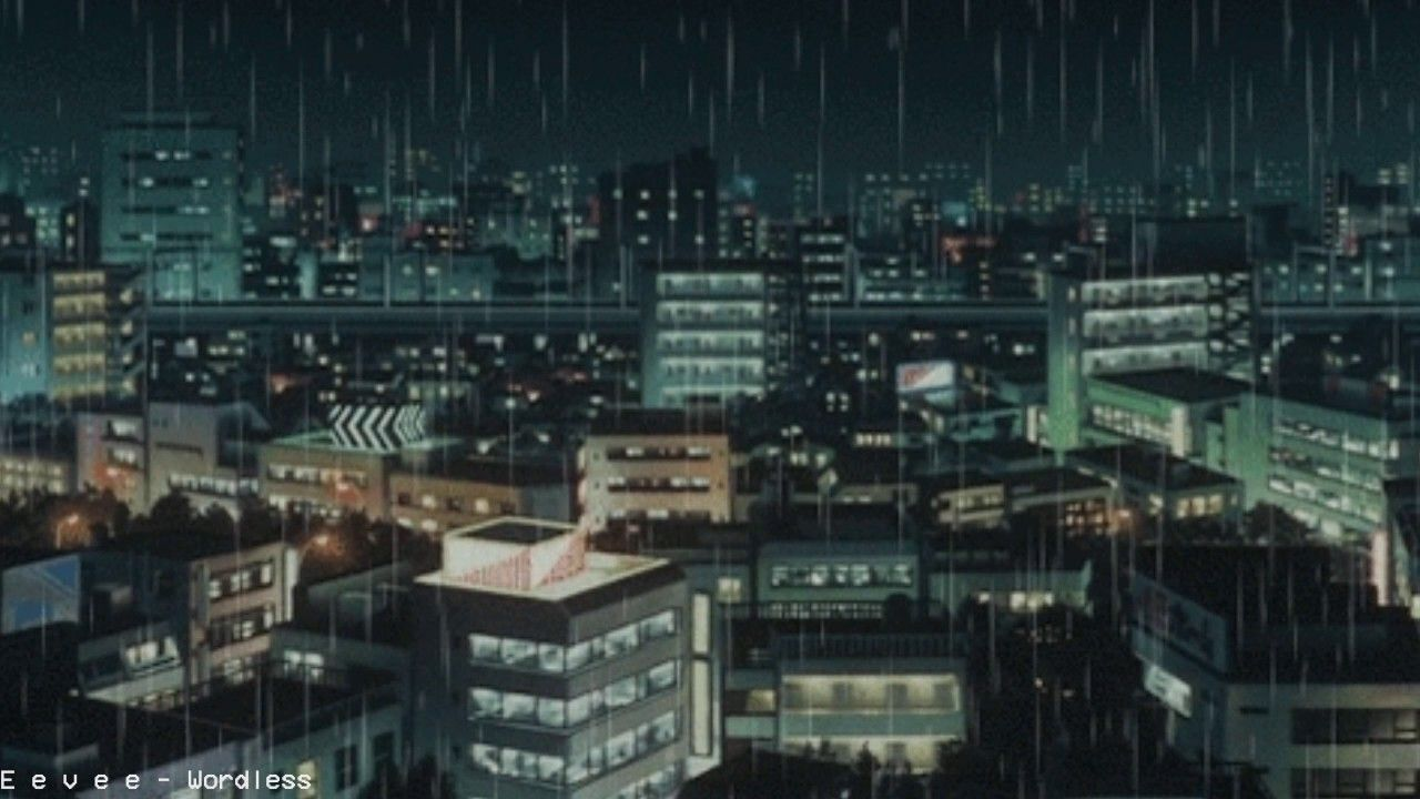 Lo Fi City Wallpapers Top Free Lo Fi City Backgrounds