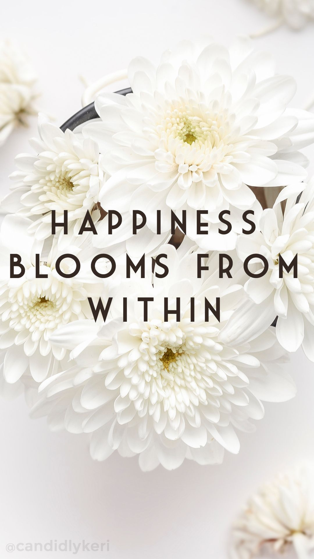 Flower Quote Iphone Wallpapers Top Free Flower Quote Iphone