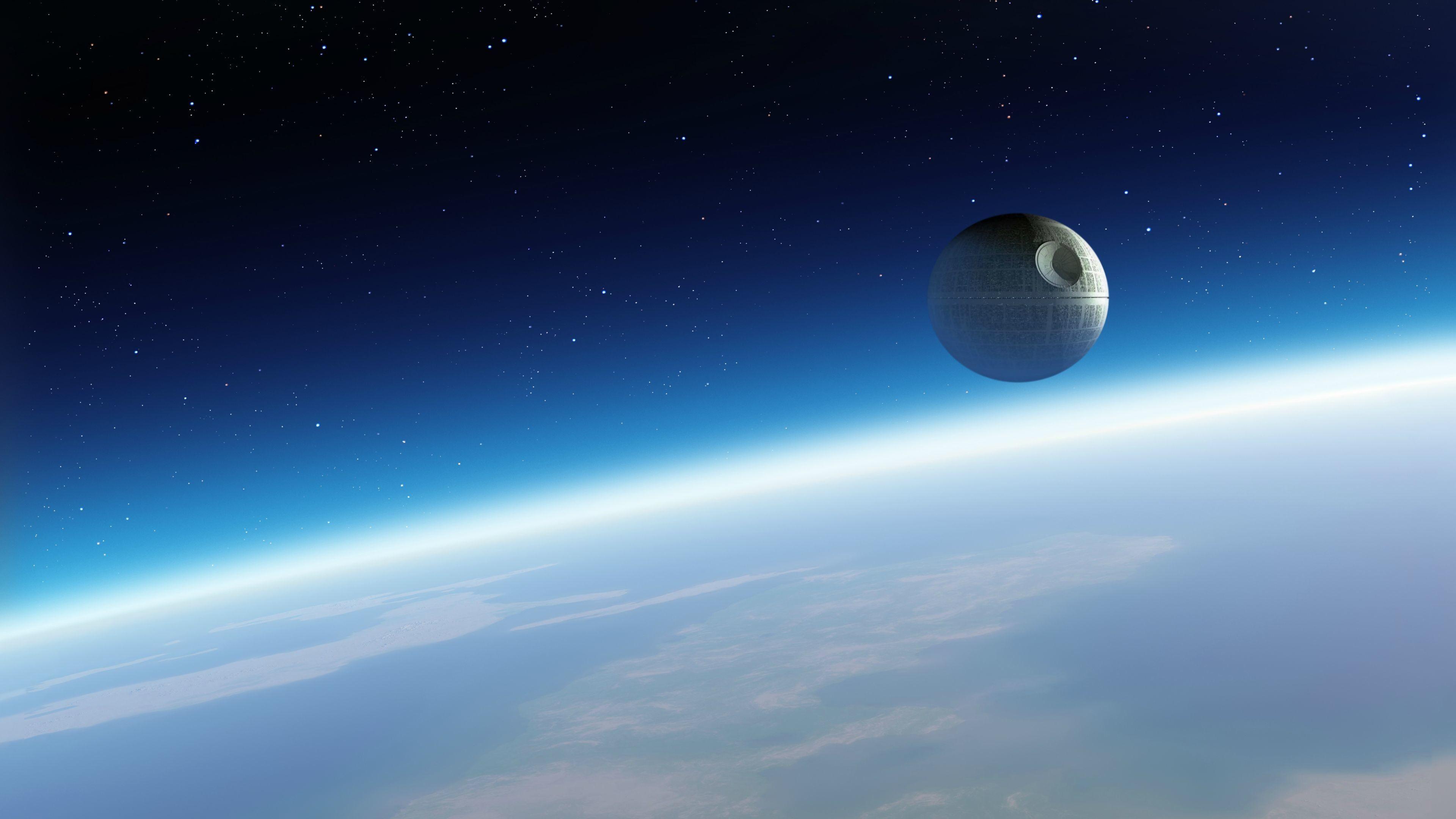 Death Star 4K Wallpapers - Top Free Death Star 4K ...