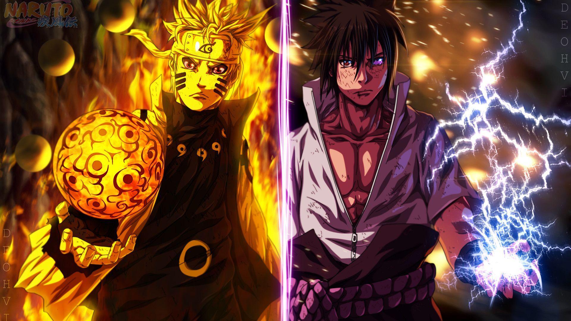 Unduh 93+ Wallpaper Naruto Dan Sasuke Terbaru HD Gratid