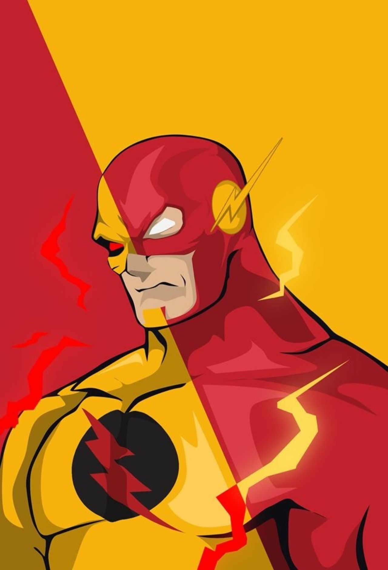 The Flash Reverse Flash Zoom And Savitar Wallpapers Top Free The