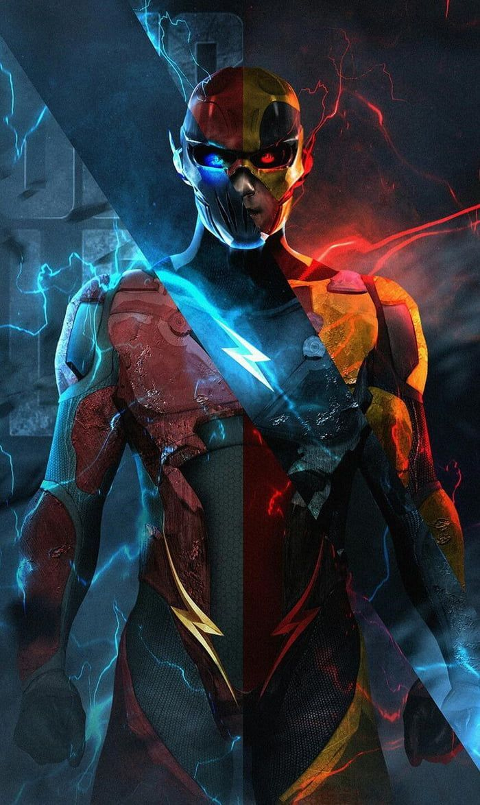 The Flash Reverse Flash Zoom And Savitar Wallpapers Top Free The Flash Reverse Flash Zoom And Savitar Backgrounds Wallpaperaccess