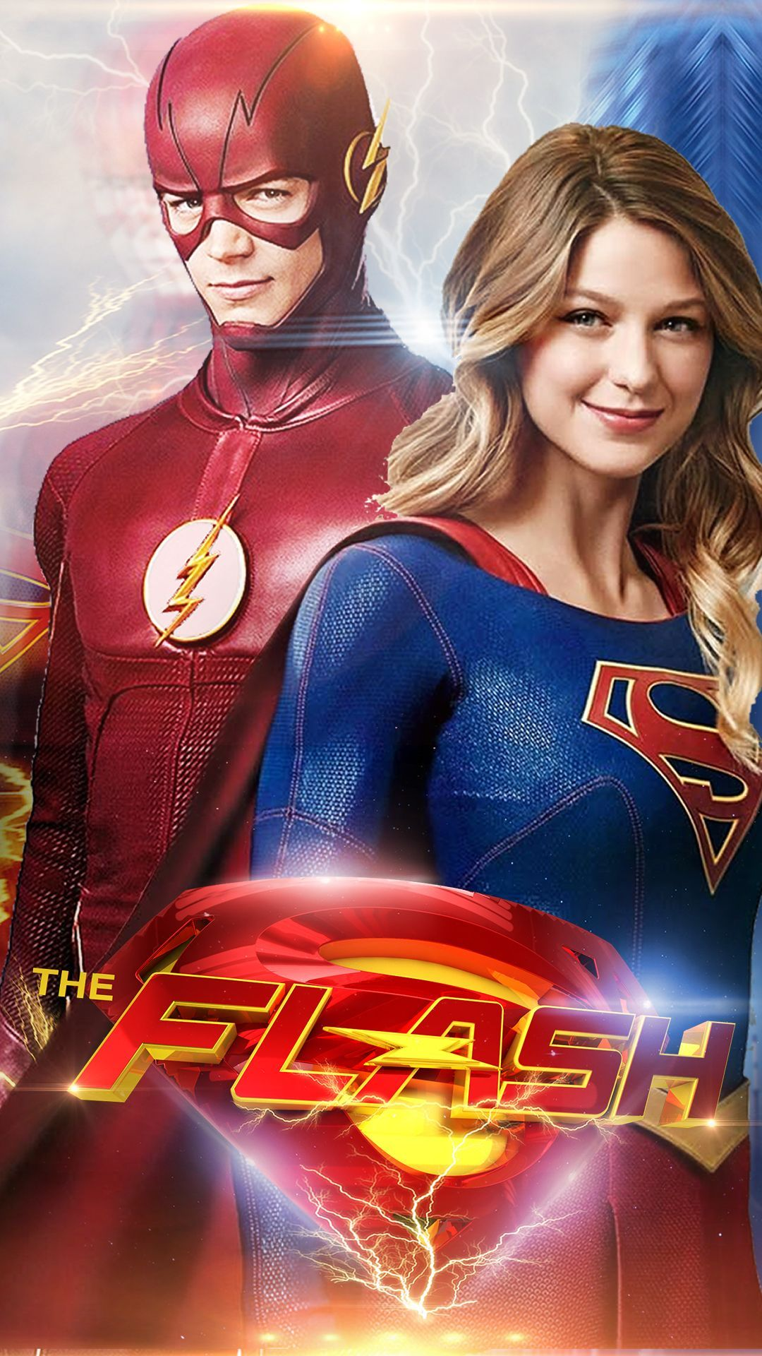 Supergirl Tv Show Iphone Wallpapers Top Free Supergirl Tv Show Iphone Backgrounds Wallpaperaccess
