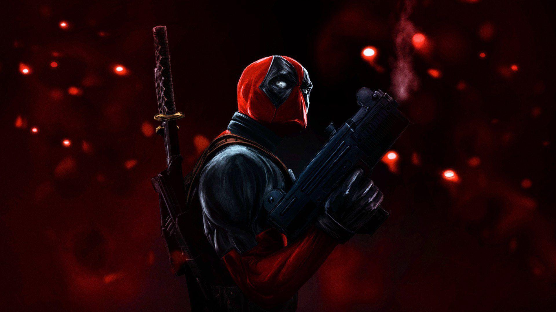Top Free 4K Deadpool Backgrounds
