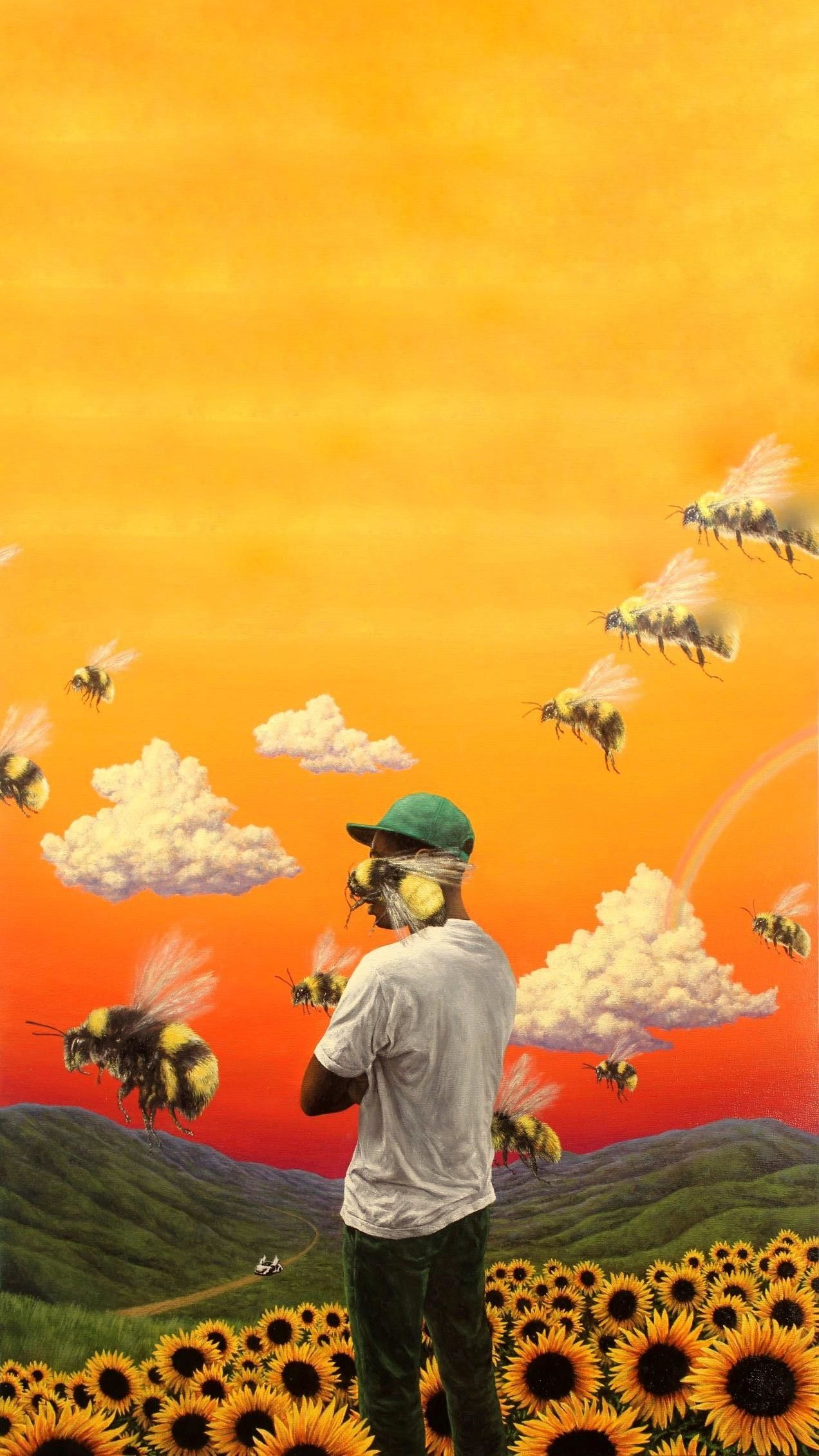 World Tour Tyler The Creator Wallpapers Top Free World