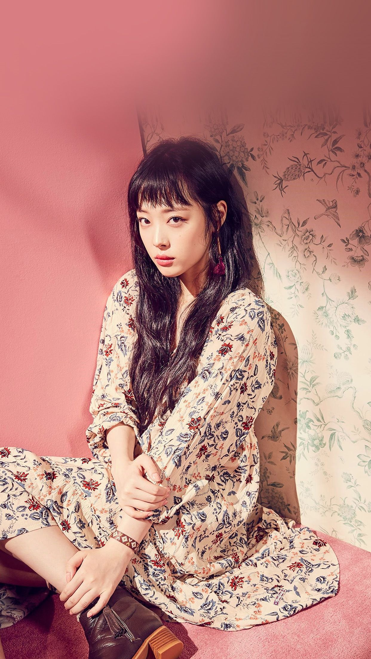 Sulli Wallpapers Top Free Sulli Backgrounds Wallpaperaccess