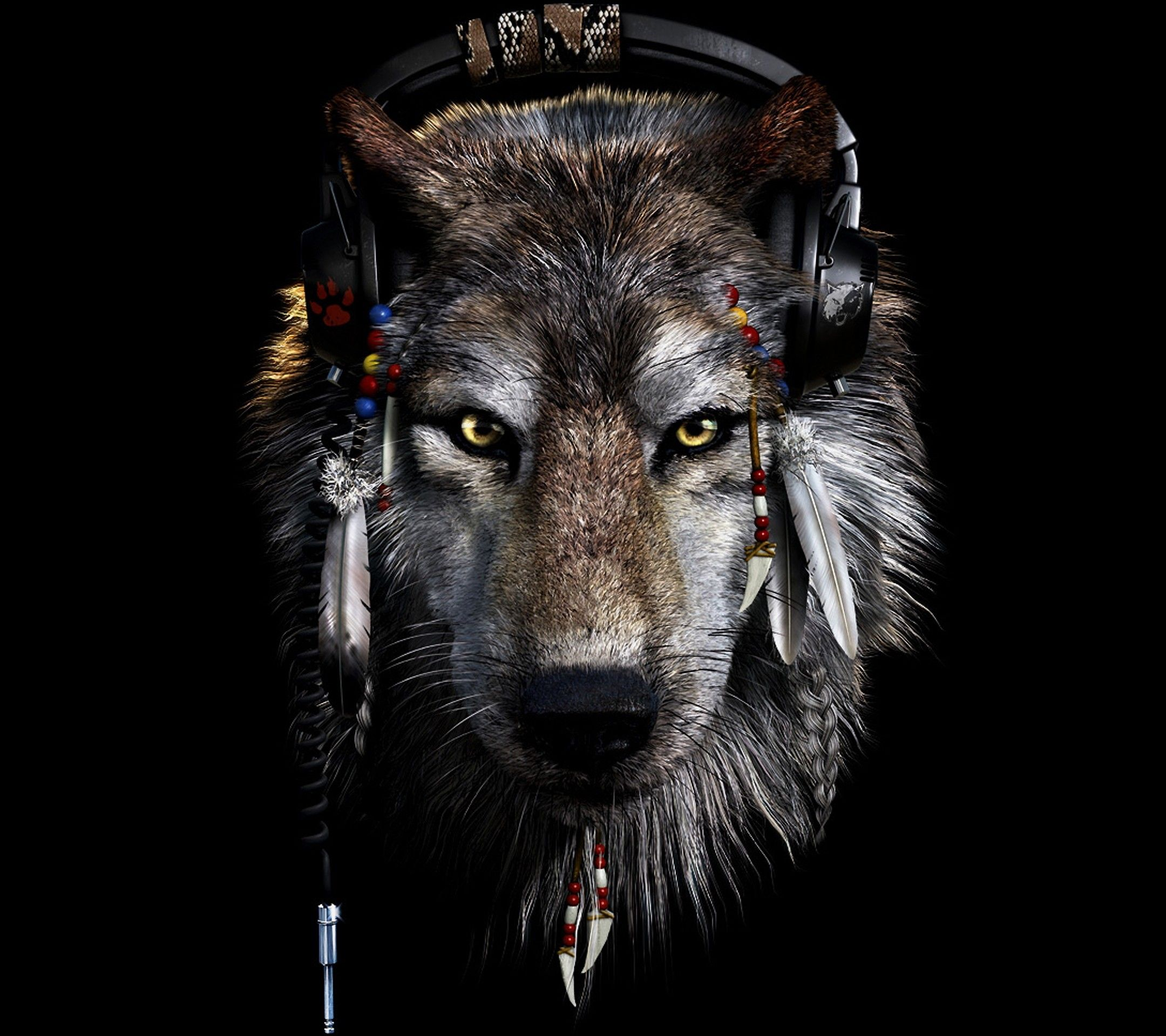 Wolf Iphone Wallpaper: Lone Wolf HD Wallpapers