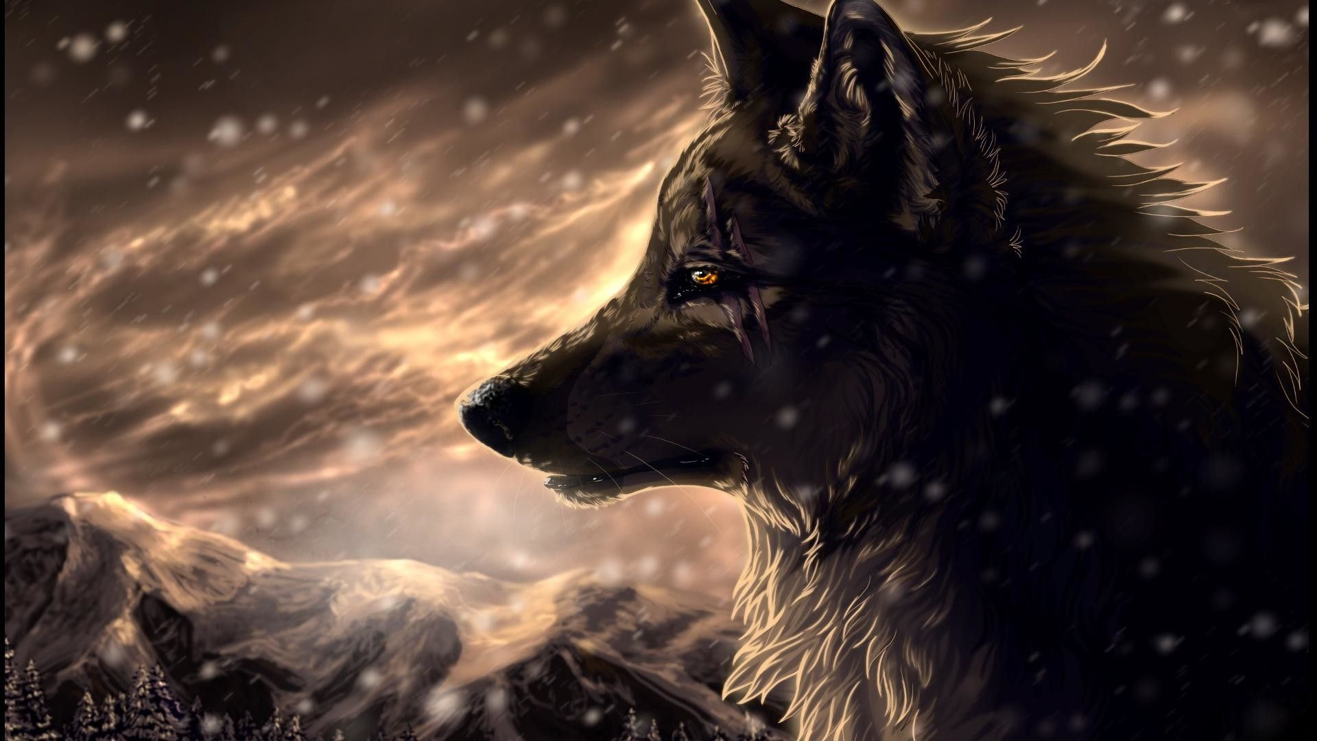 Lone Wolf HD Wallpapers - Top Free Lone Wolf HD Backgrounds
