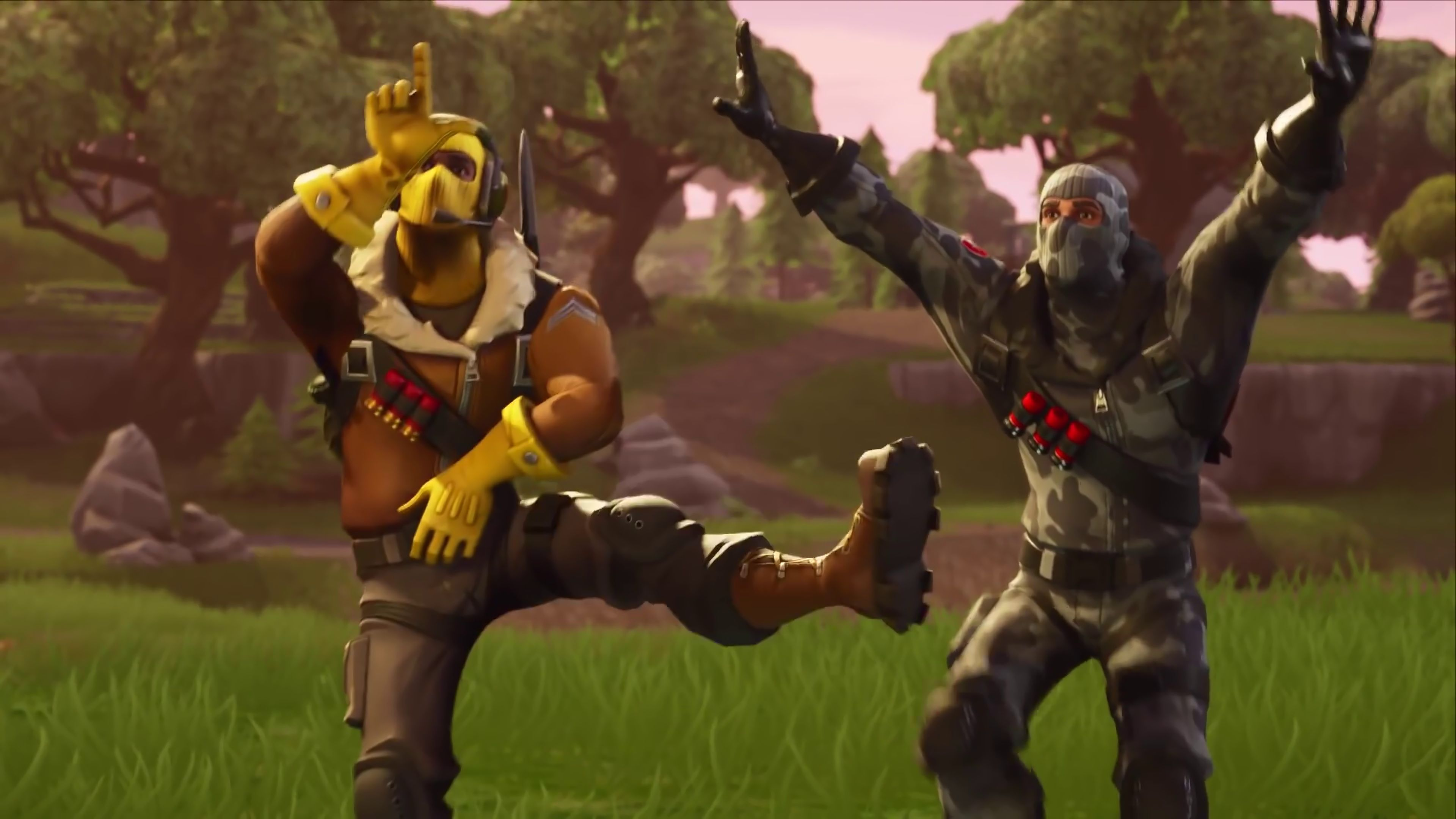 43 Best Free Dancing Fortnite Desktop Wallpapers Wallpaperaccess