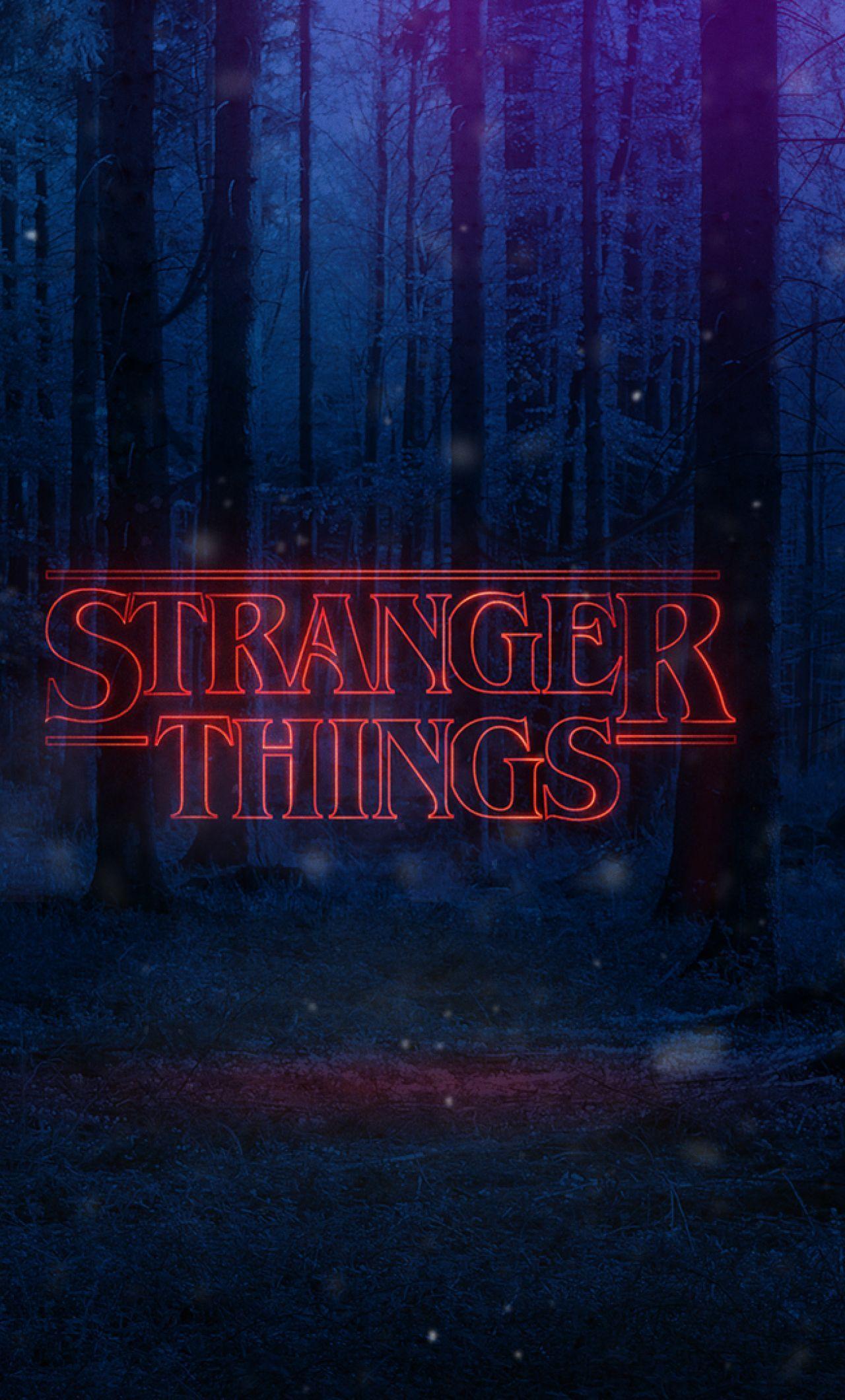 Sfondi iphone stranger things