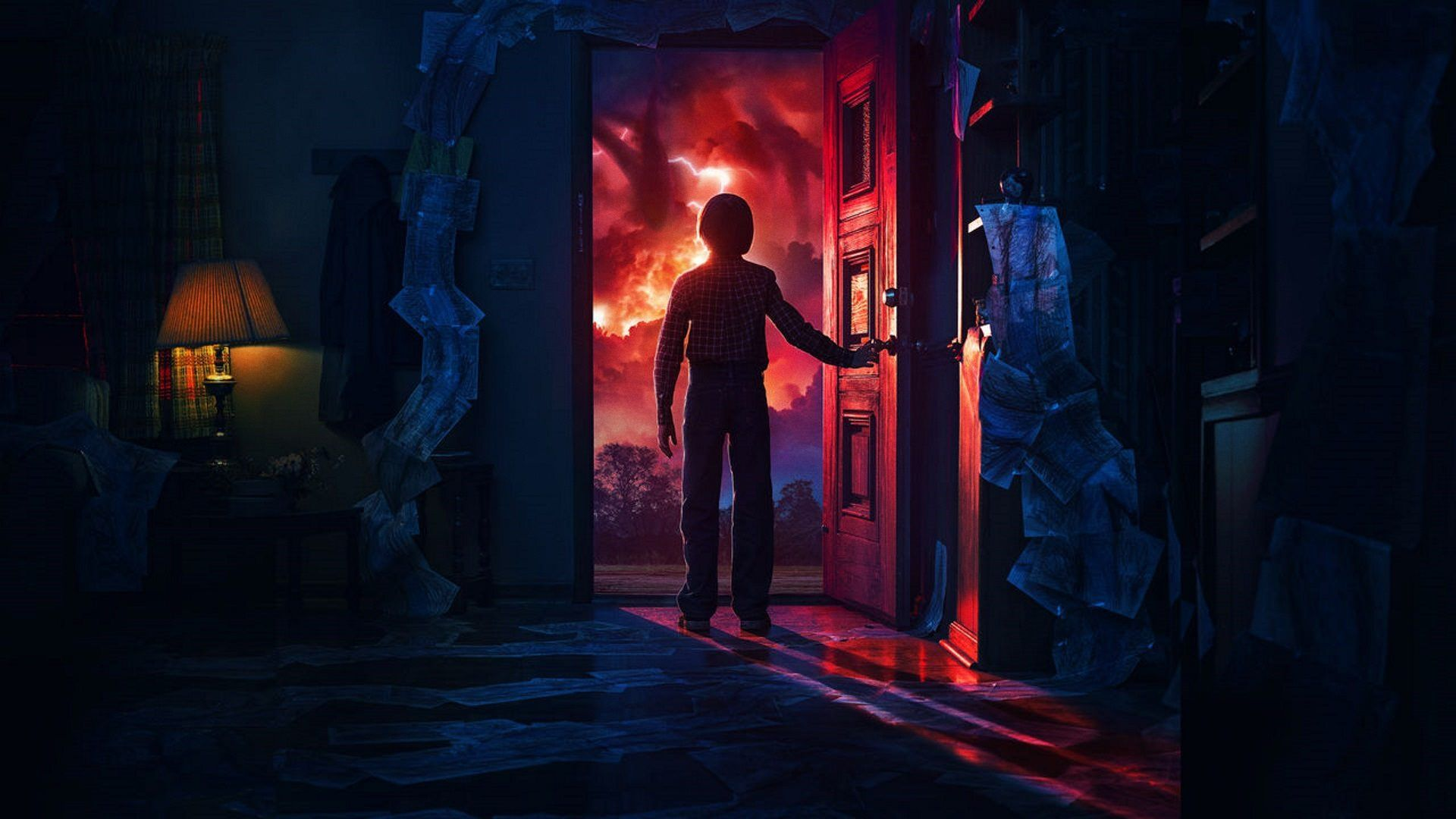 Stranger Things Desktop Wallpapers Top Free Stranger
