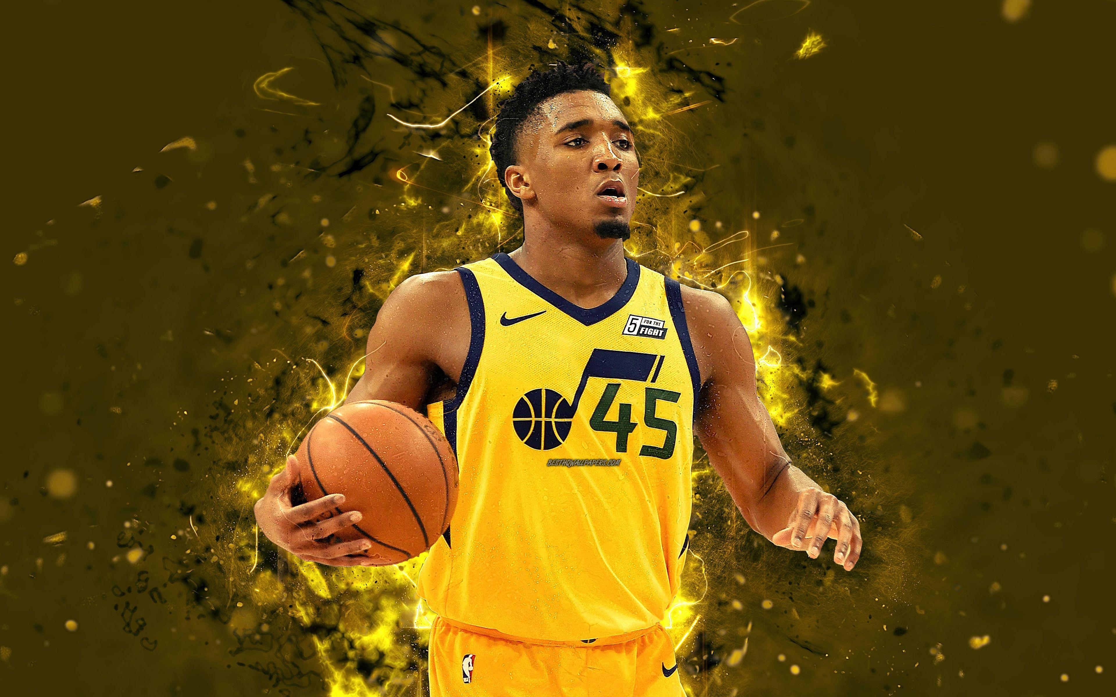 NBA 4K Abstract Wallpapers