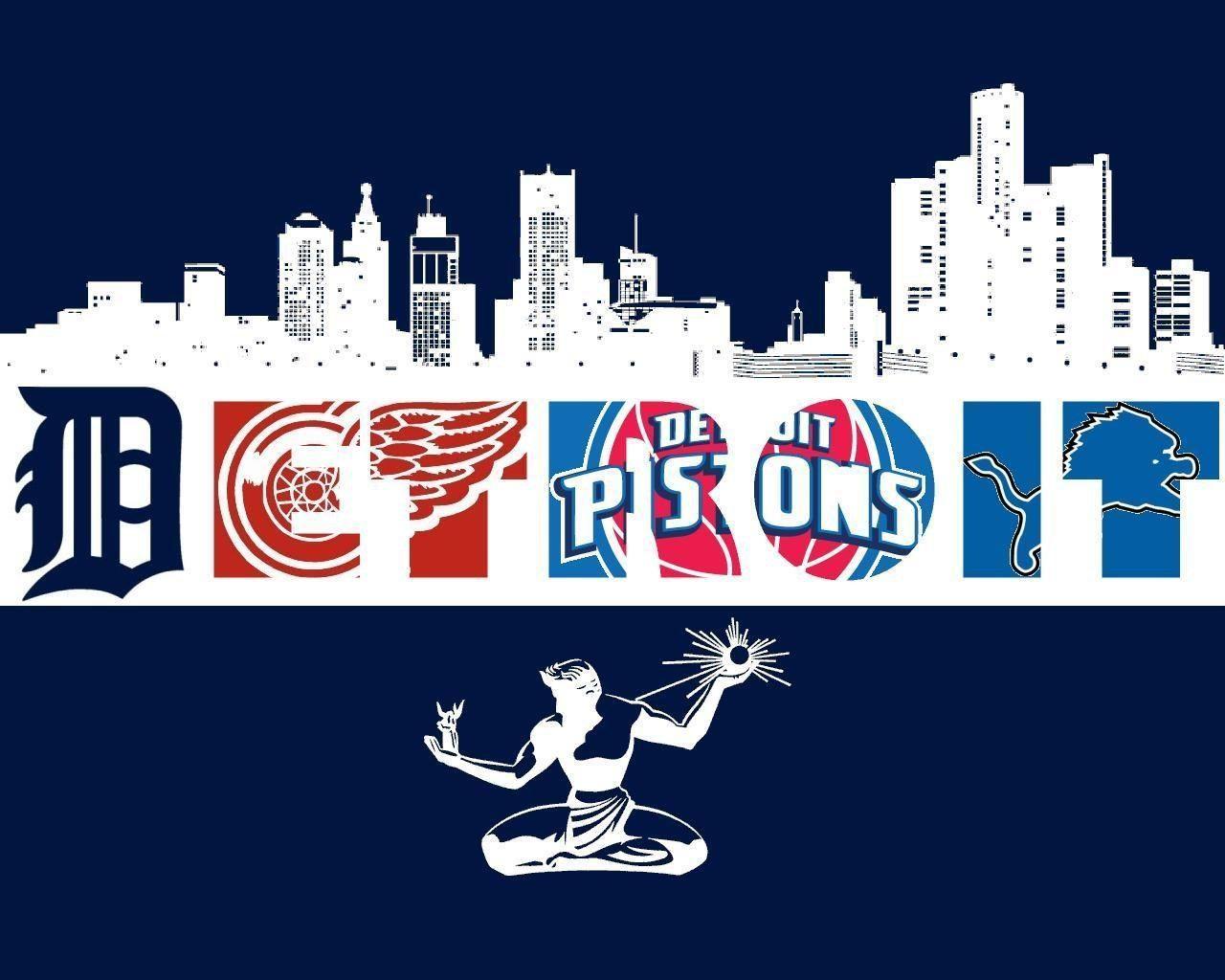 Detroit Teams Wallpapers Top Free Detroit Teams Backgrounds
