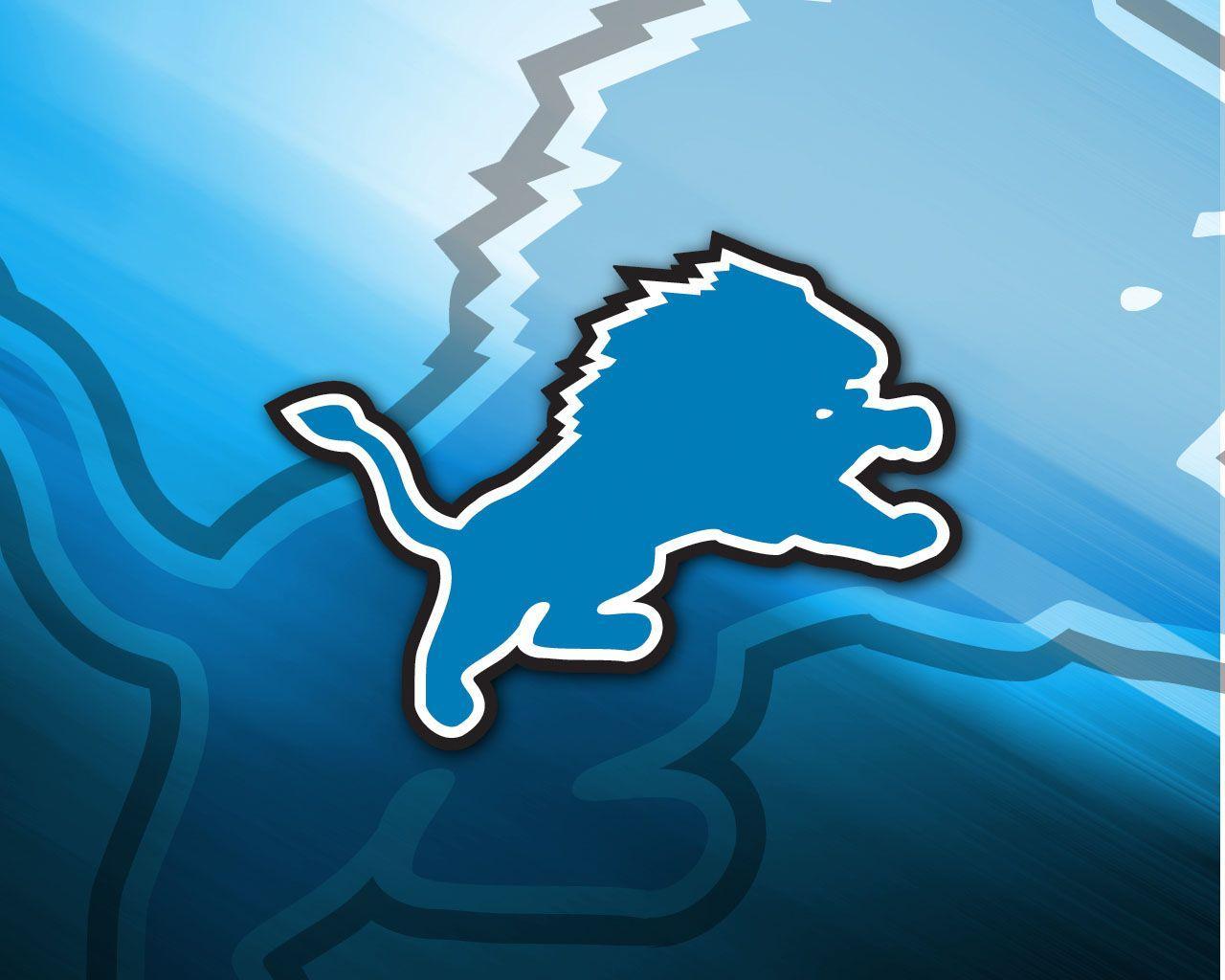 Nfl Detroit Lions Logo Wallpapers Top Free Nfl Detroit Lions