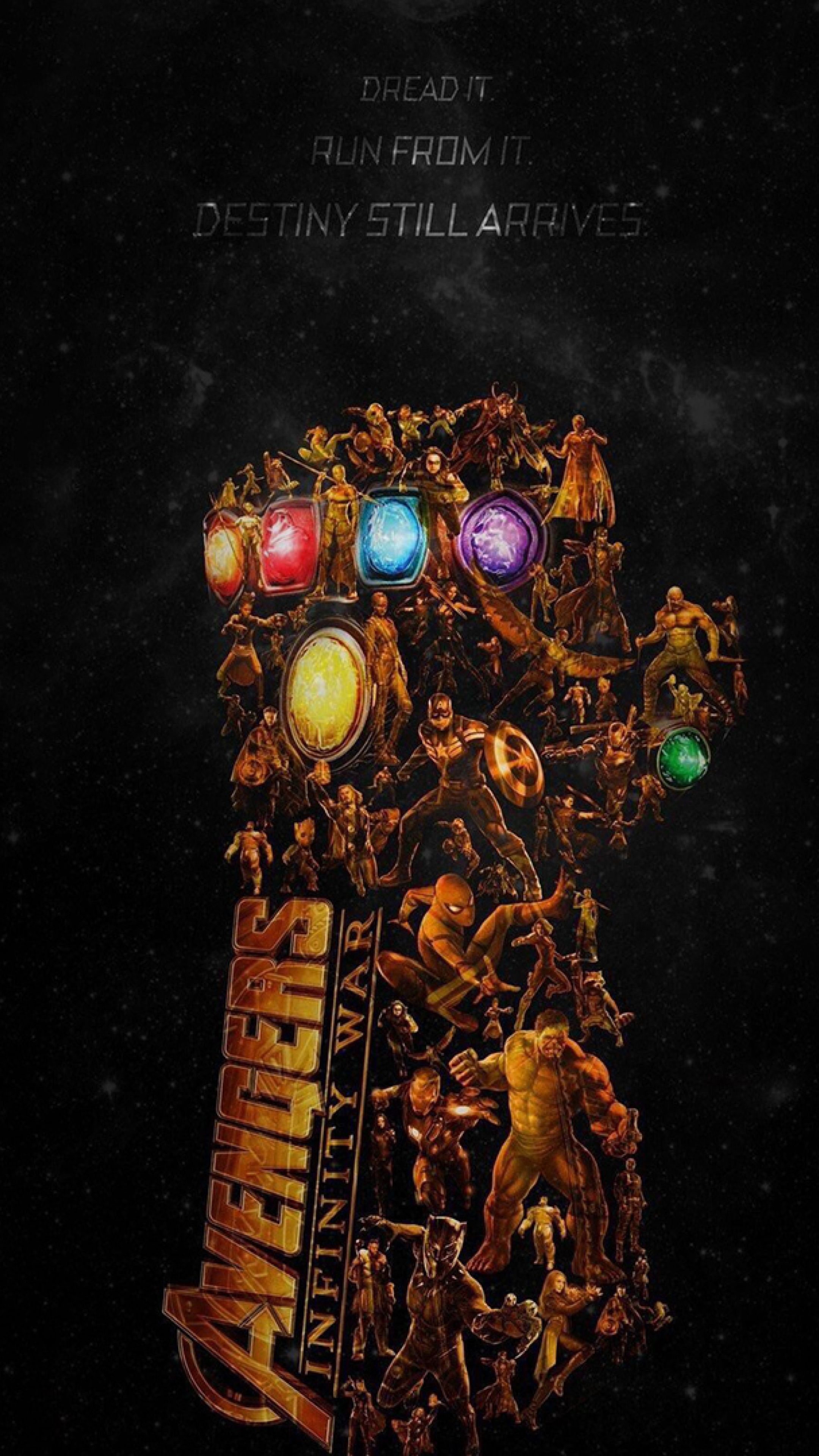 The Infinity Wart Saga Part 1 Issue: The Infinity Gauntlet Wallpapers