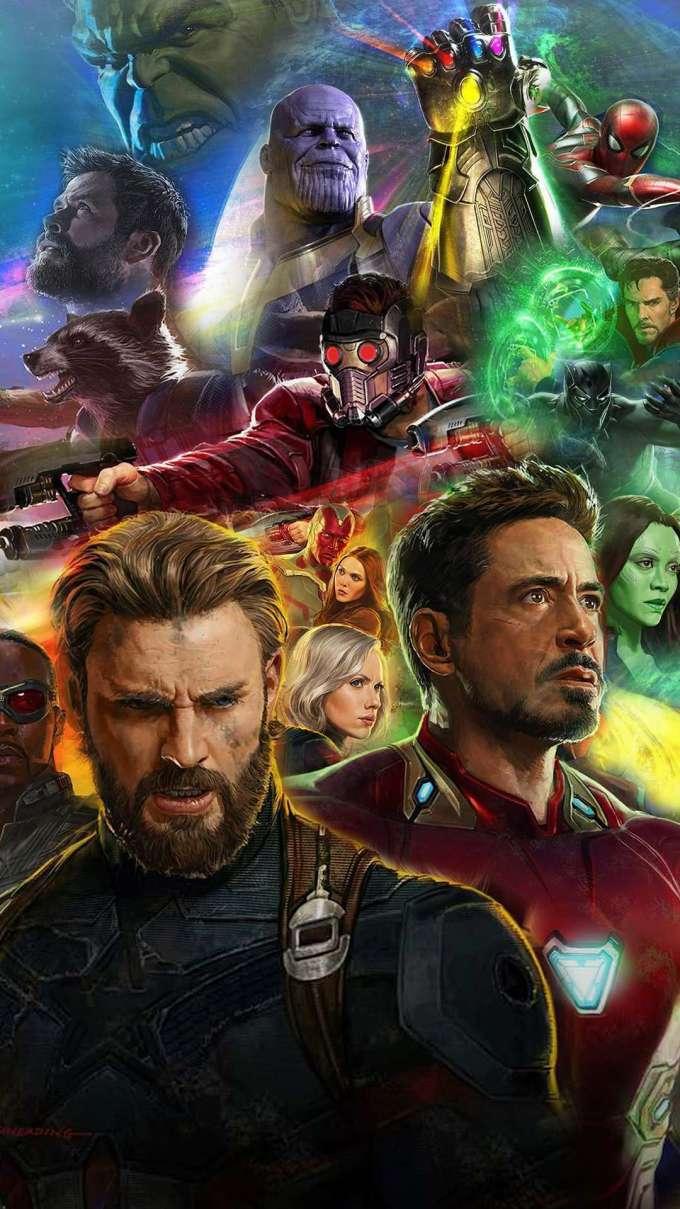 The Infinity Gauntlet Wallpapers - Top Free The Infinity Gauntlet