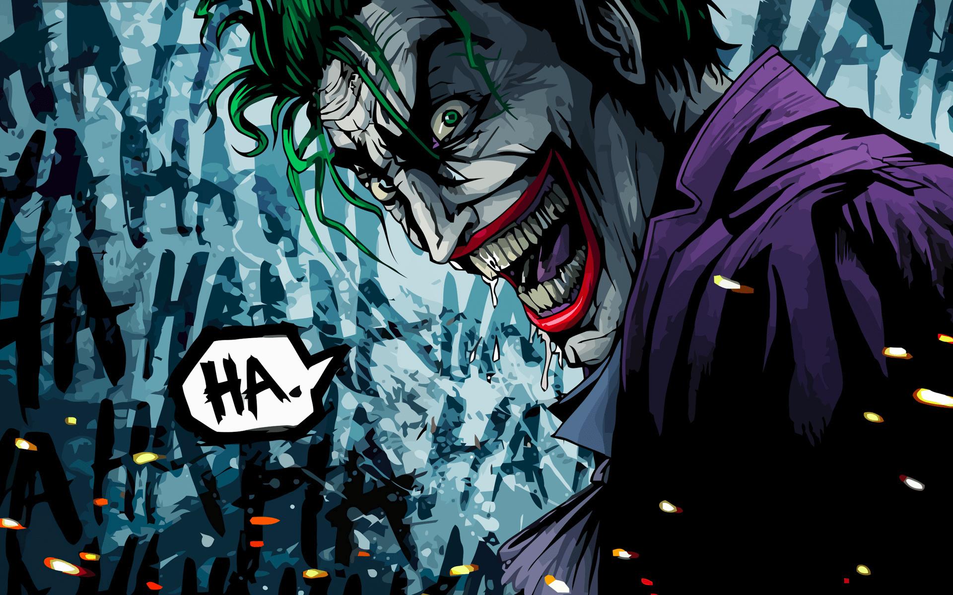 The Joker Comic Wallpapers Top Free The Joker Comic