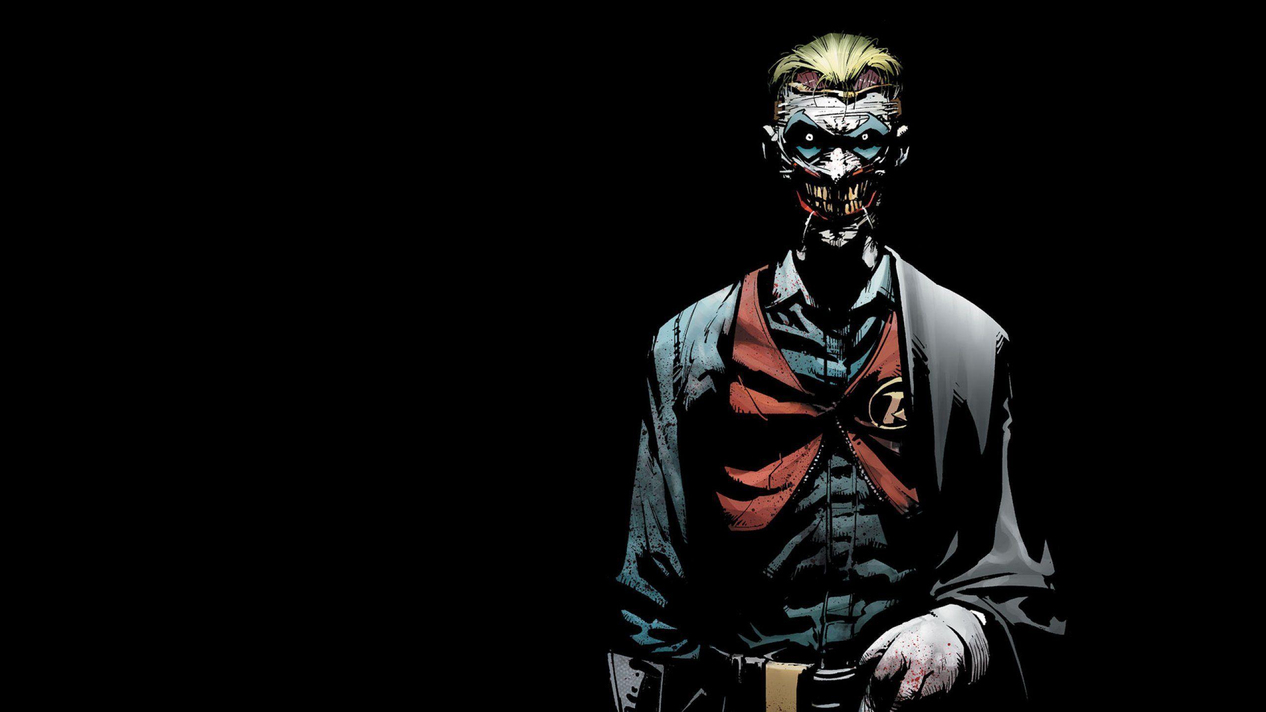 The Joker Comic Wallpapers - Top Free The Joker Comic ...