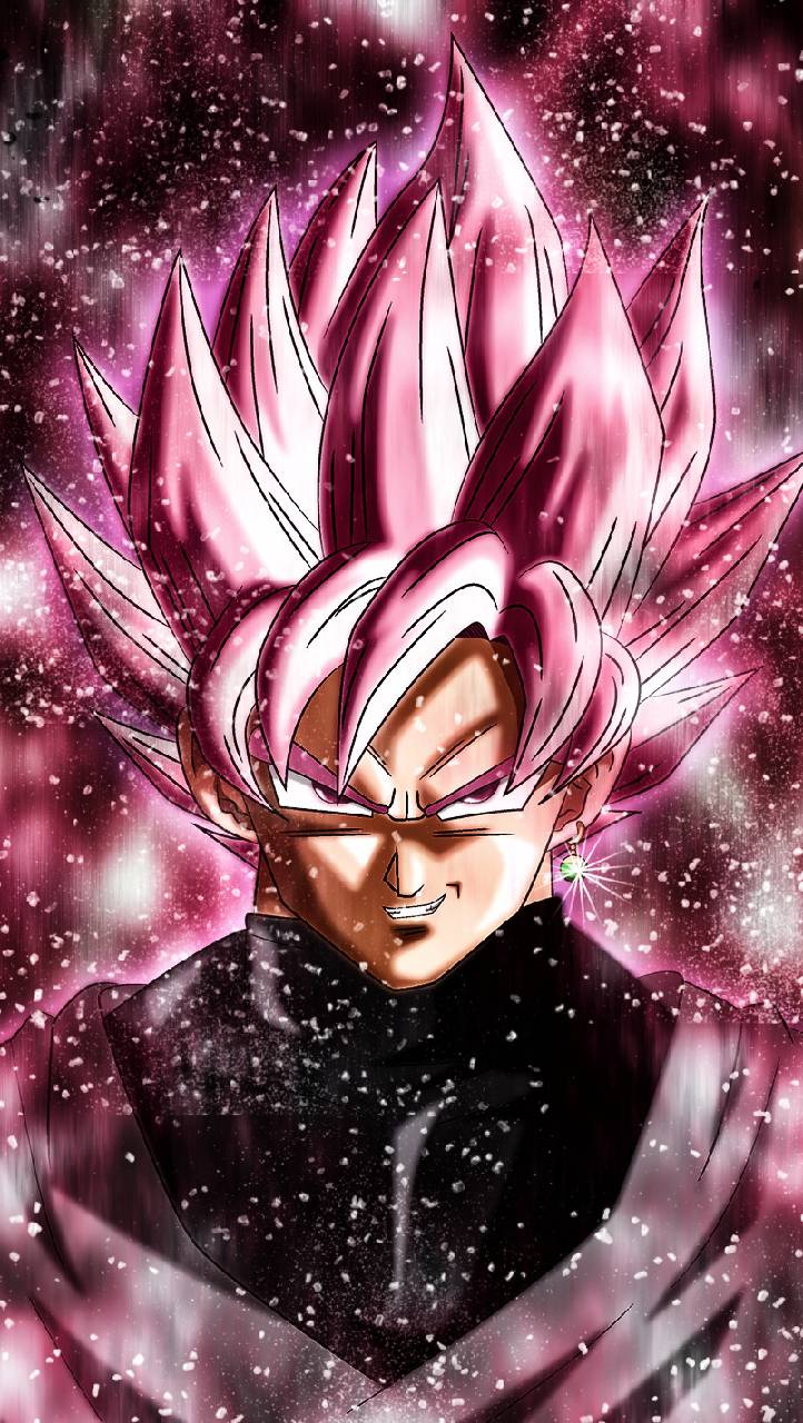 Goku Black Wallpaper Iphone